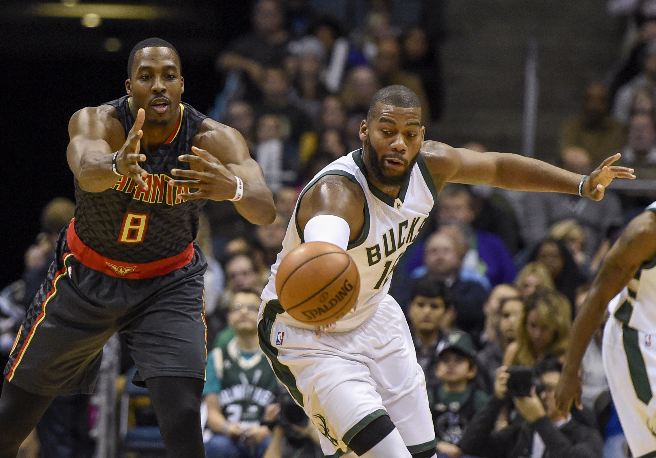 NBA: Atlanta Hawks at Milwaukee Bucks