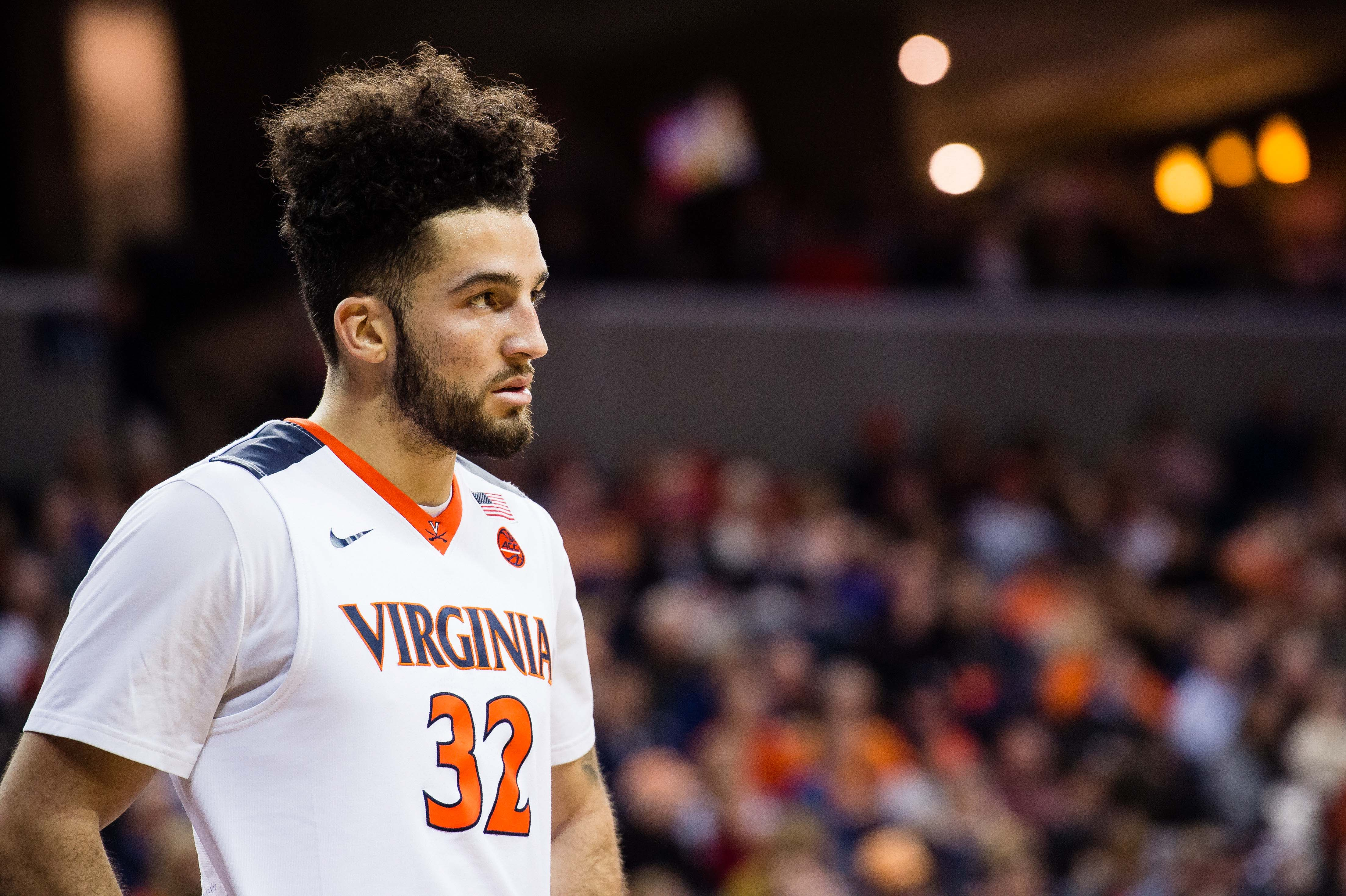 NCAA Basketball: Wake Forest at Virginia