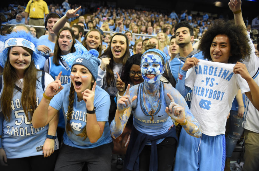 Unc Recruiting Tar Heels Gear Up For Official Visit From