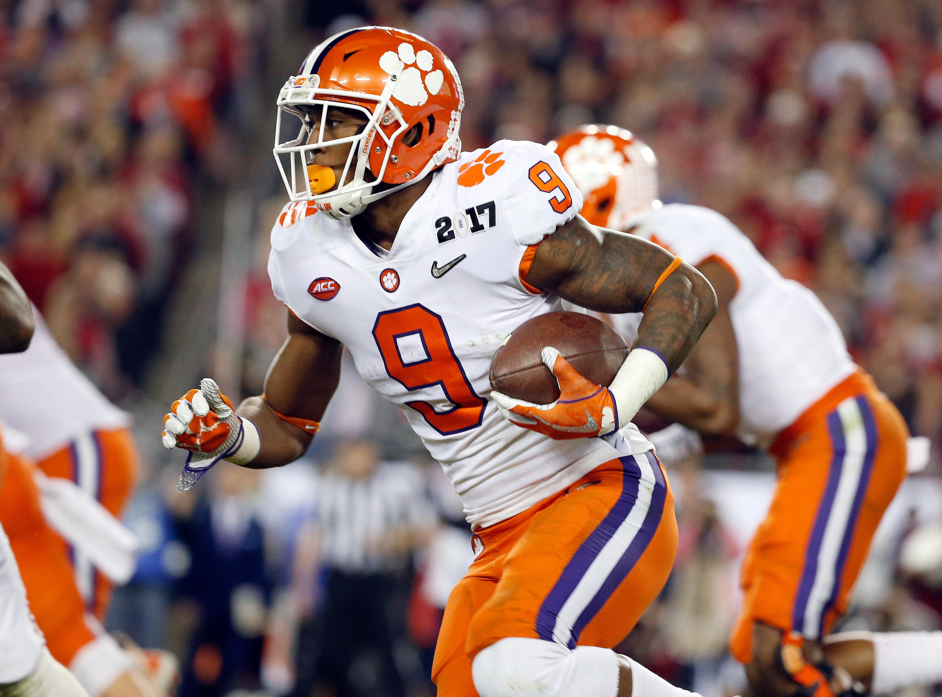 when is the ncaa football championship clemson football forums