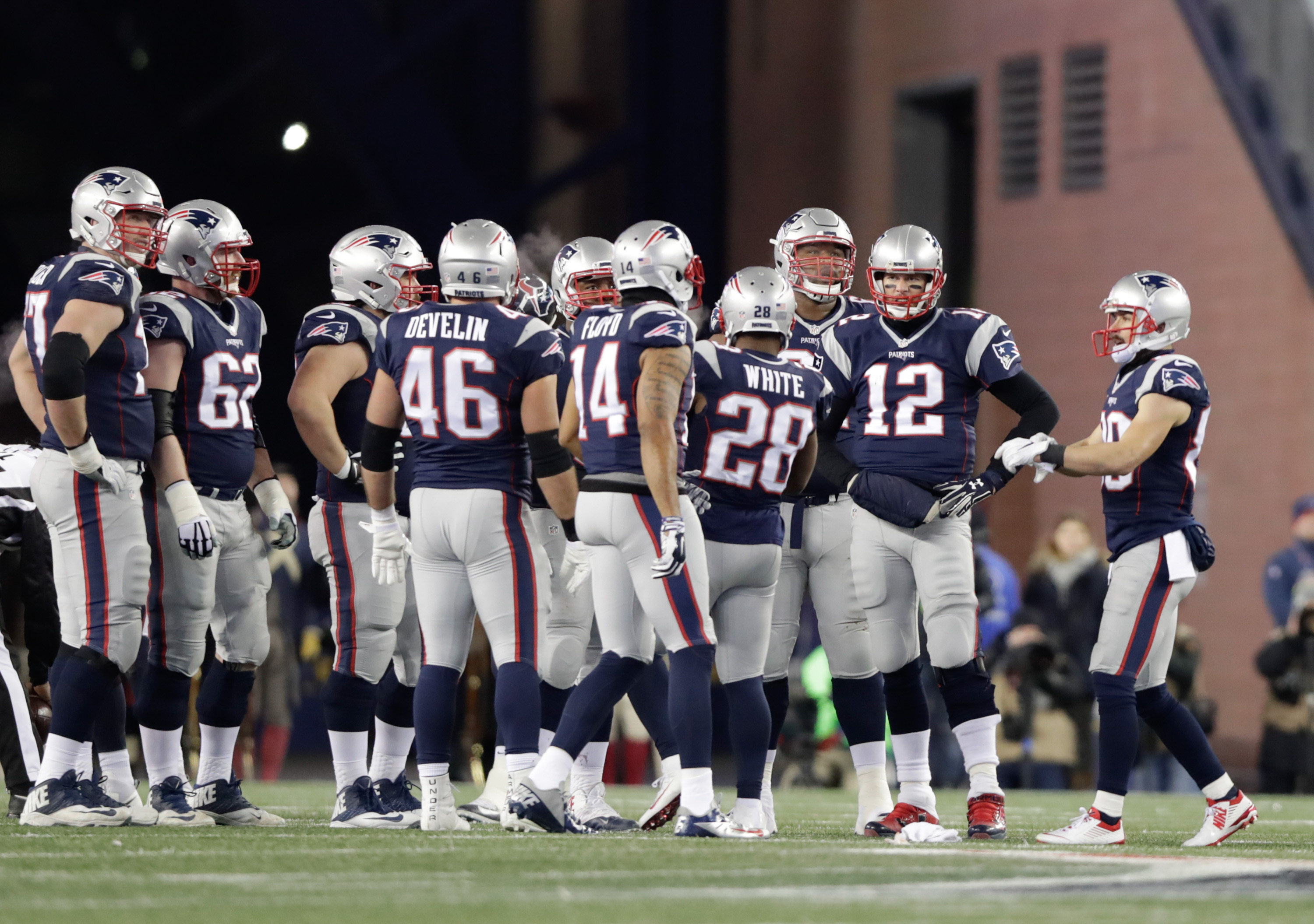 new england patriots 3 greatest strengths heading into super bowl new england patriots