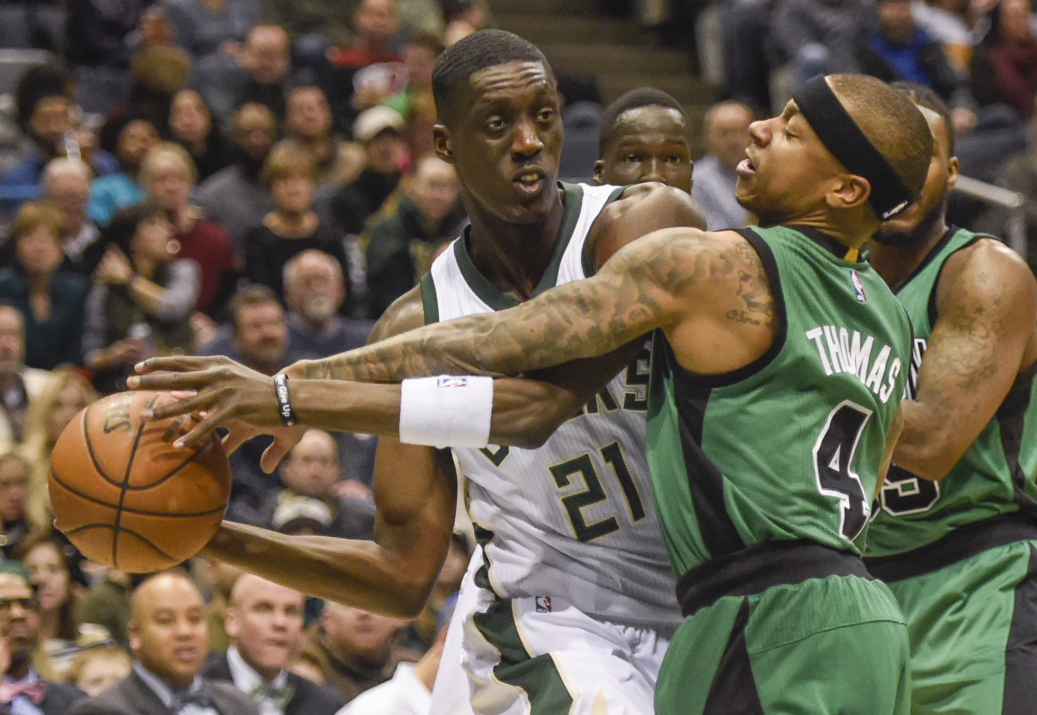 Milwaukee Bucks: What does the future hold for Tony Snell? - Page 3 Jabari Parker Shooting