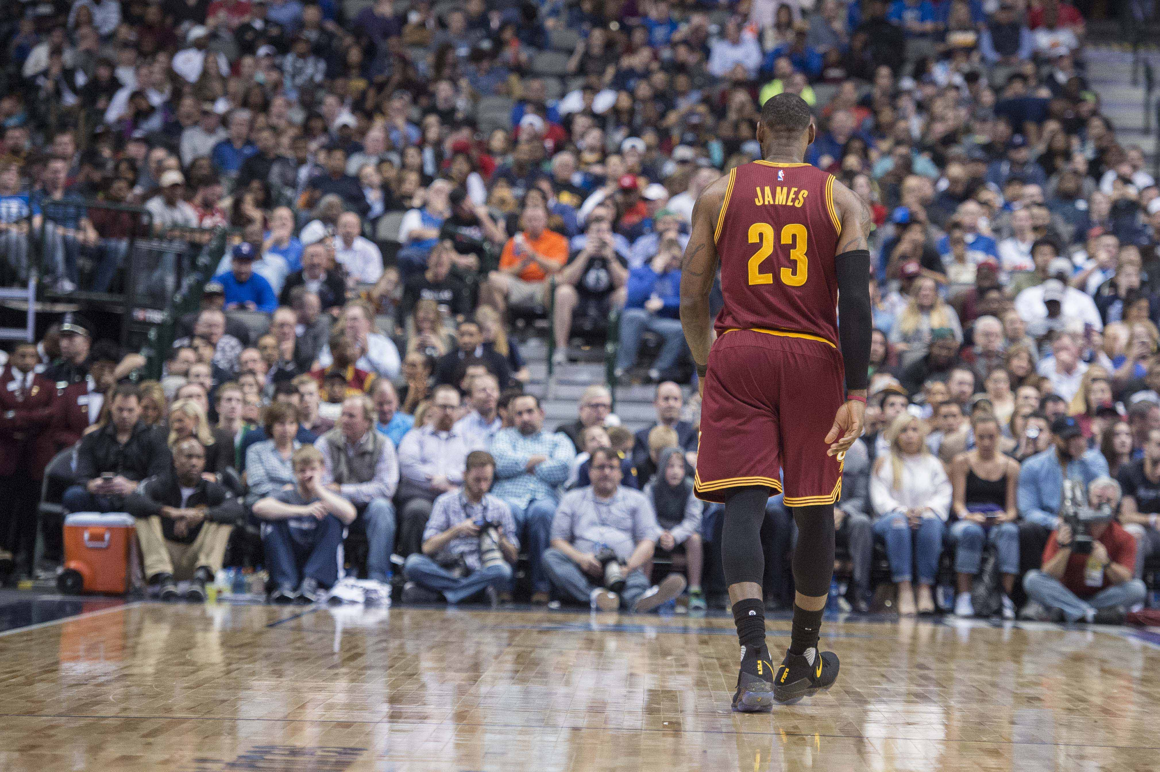 Cleveland Cavaliers: Cleveland Cavaliers: LeBron James' Tirade Could Fuel Team