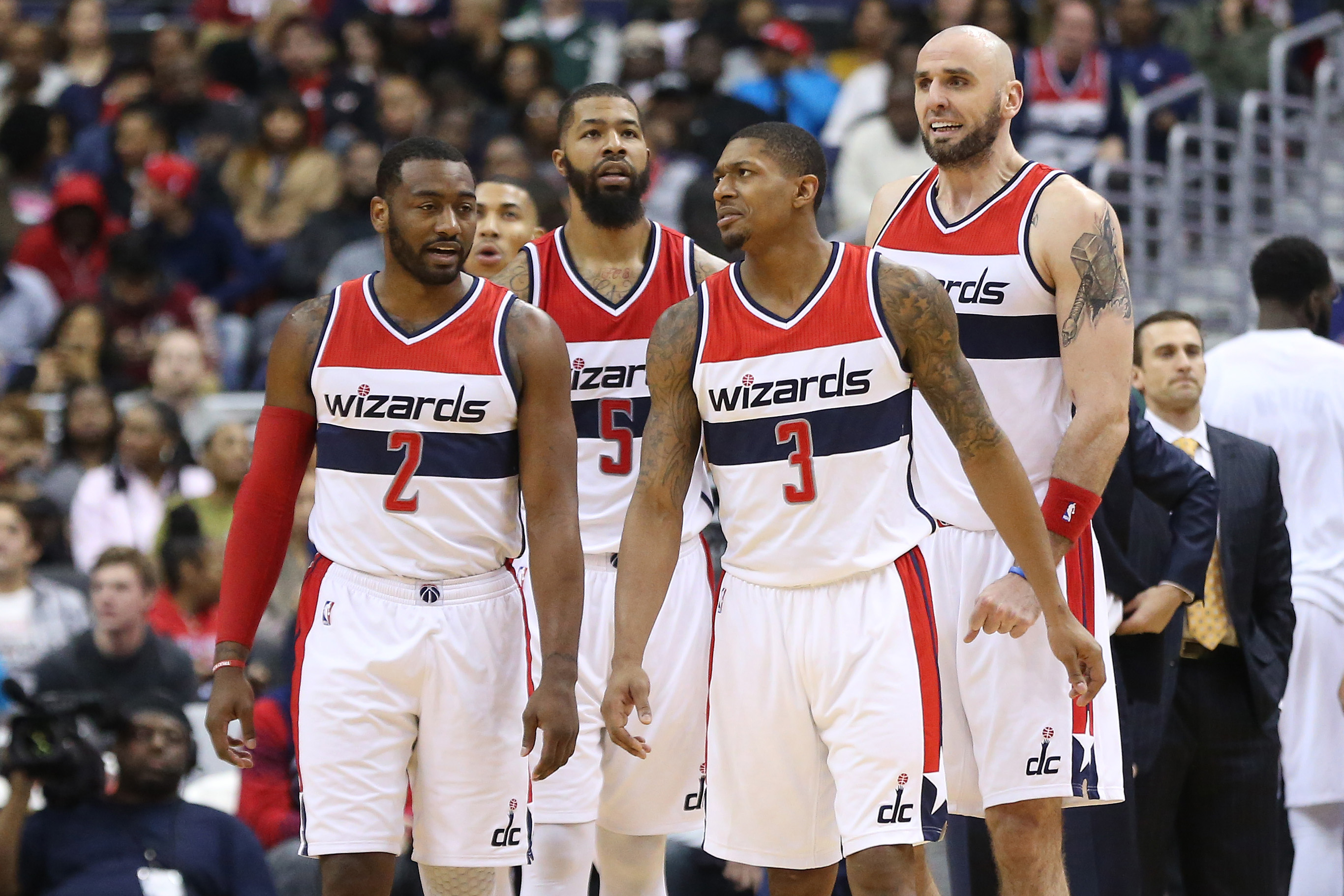 Washington Wizards: A Real Threat In The Eastern Conference?