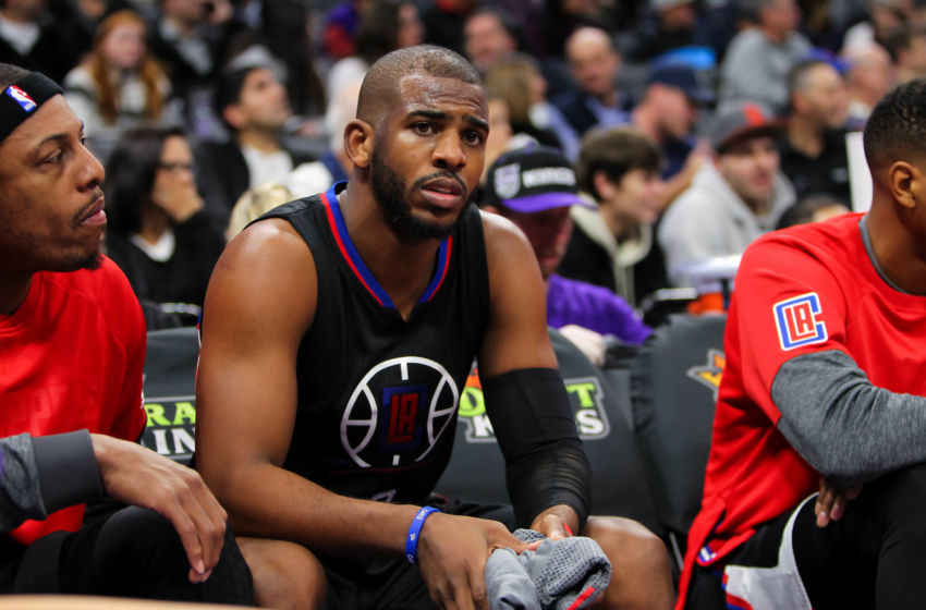 NBA: Los Angeles Clippers at Sacramento Kings