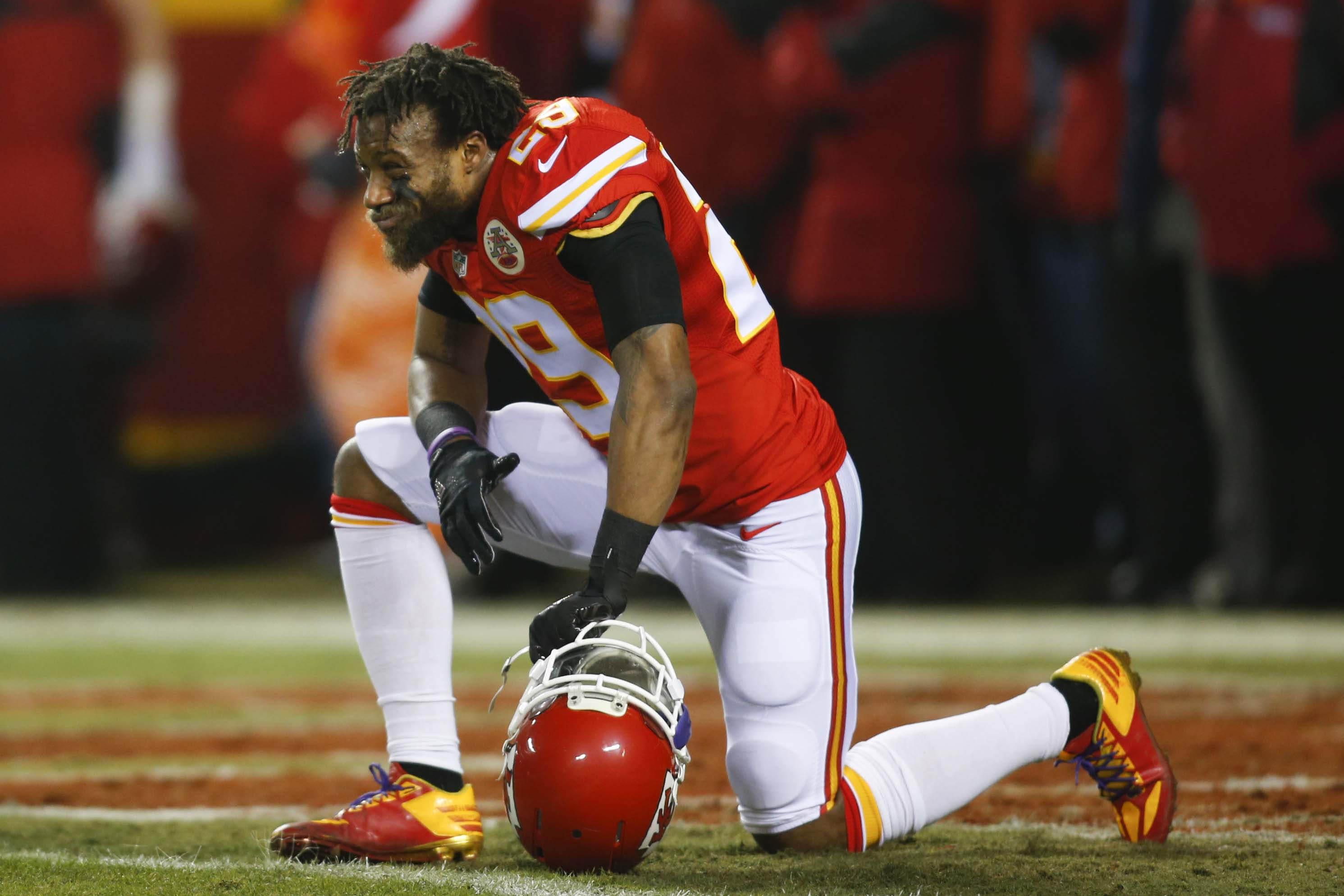 Bears must look elsewhere for safety as Eric Berry signs massive deal