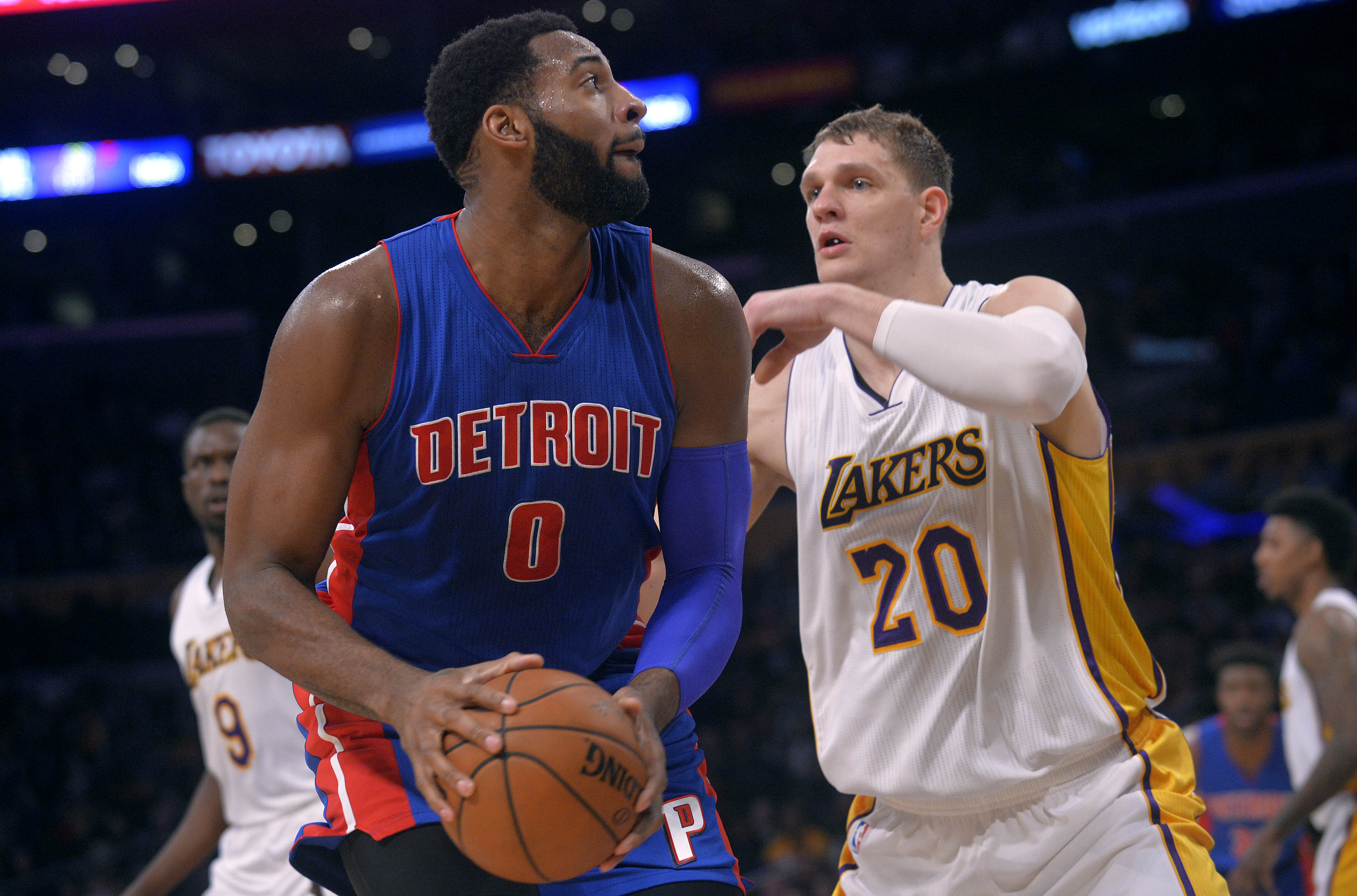 Pistons Vs Lakers: Detroit Pistons: Previewing The Pistons Home Game Vs The