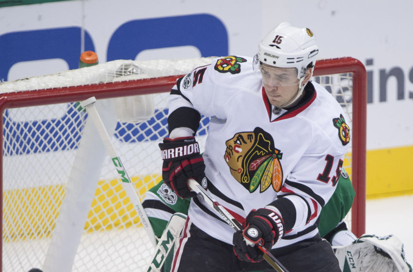 NHL: Chicago Blackhawks at Dallas Stars