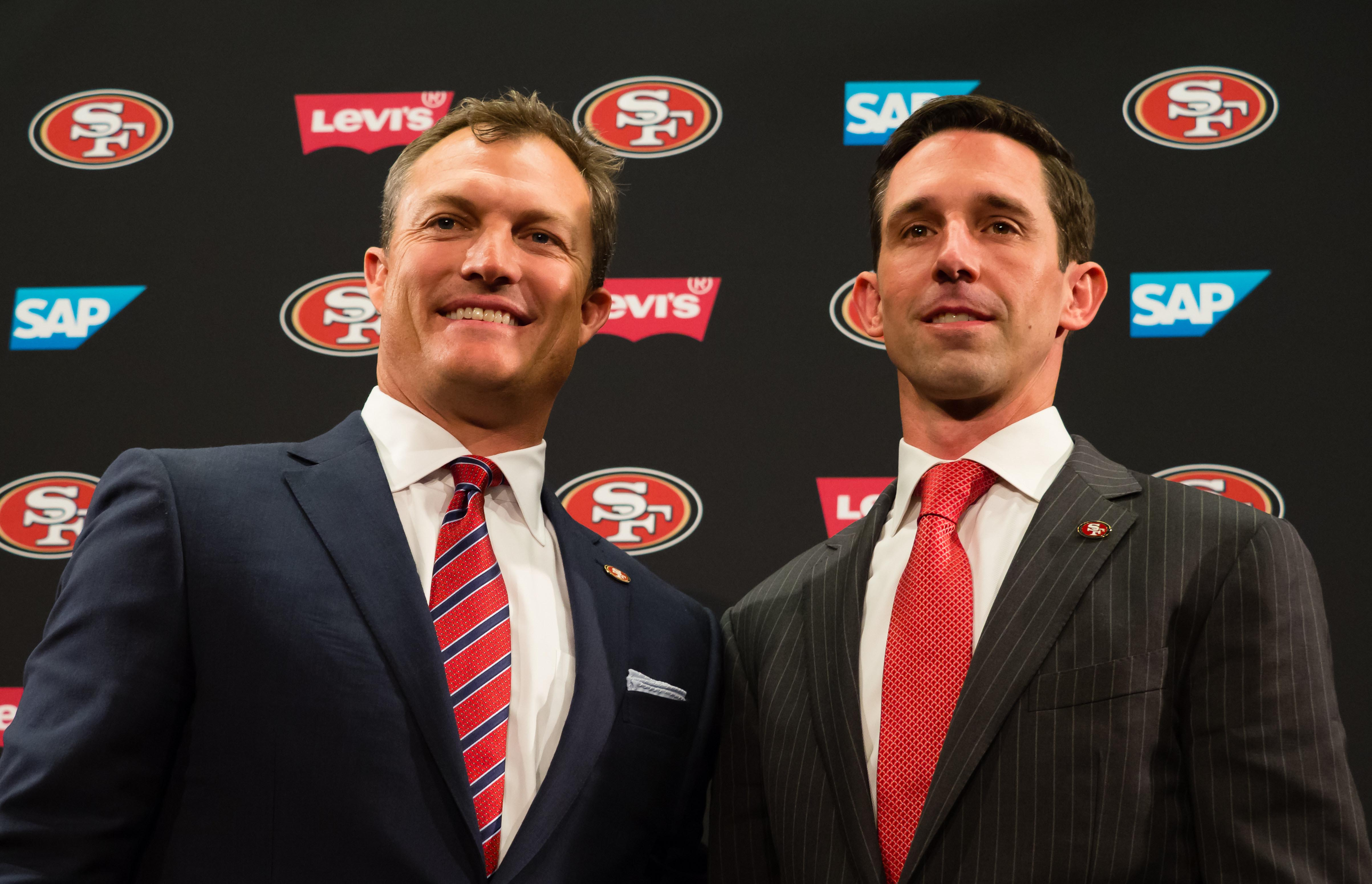 9868042-nfl-san-francisco-49ers-press-conference