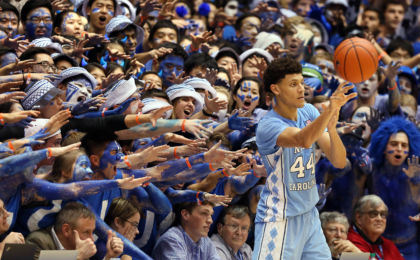 UNC to honor Paige and Johnson at Saturday's game vs. Virginia