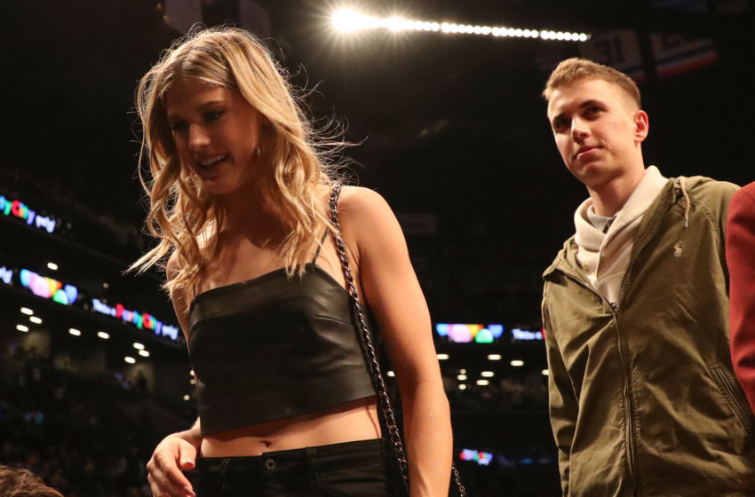 super bowl night with eugenie bouchard secures second date