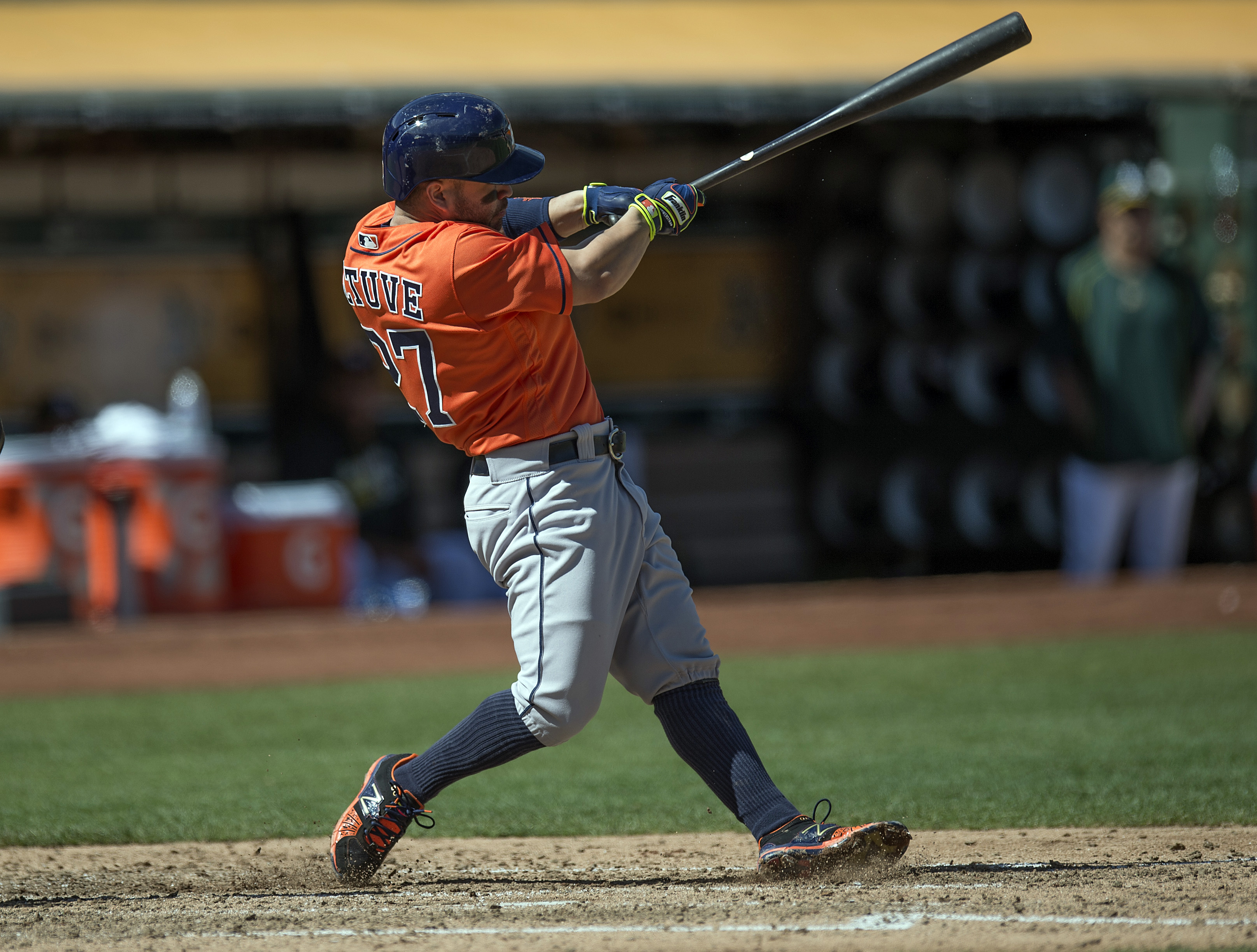 Astros in Fantasy: Ranking draft-worthy position players