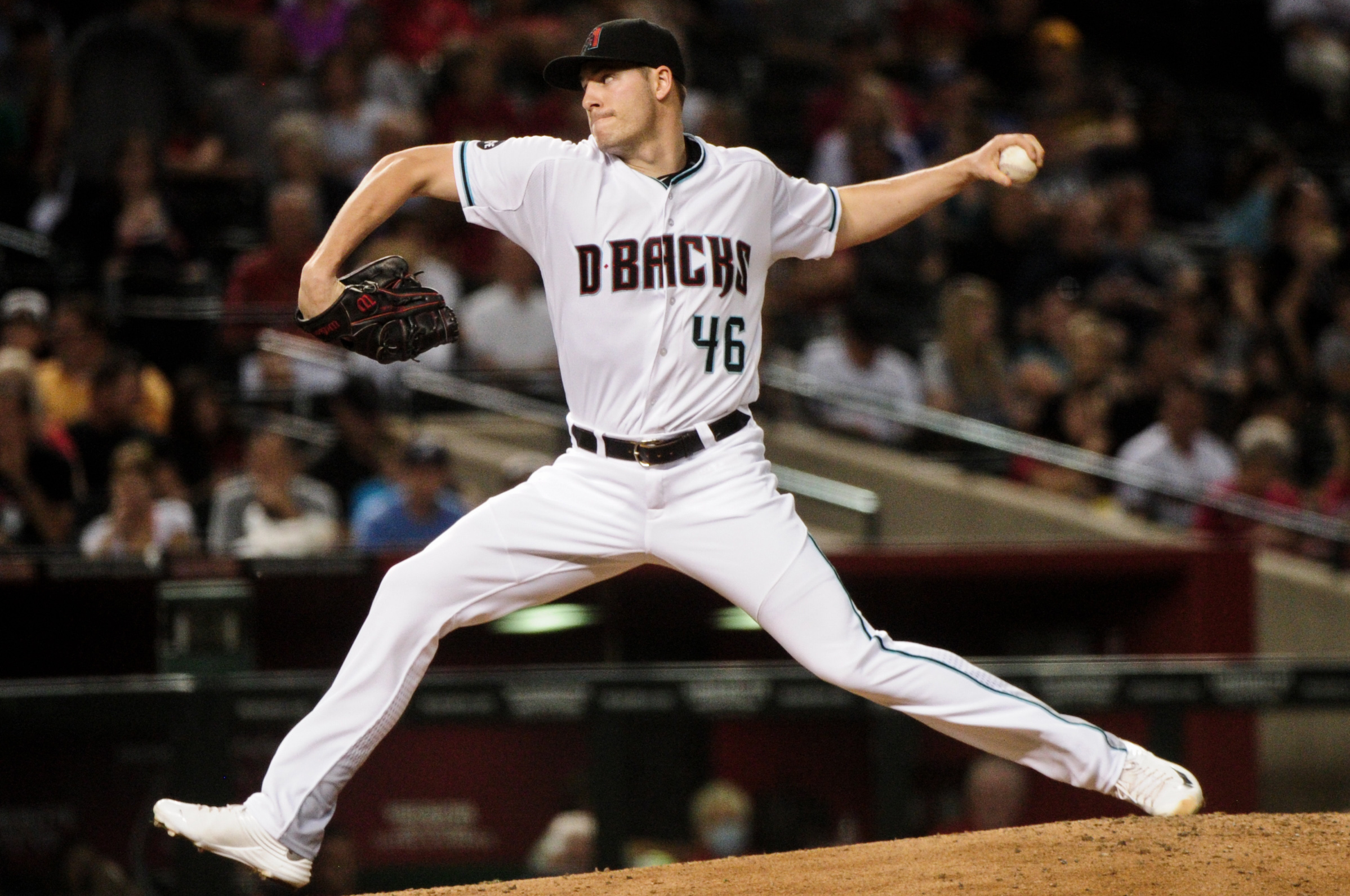 Arizona Diamondbacks: Patrick Corbin remains in the running for a rotation spot