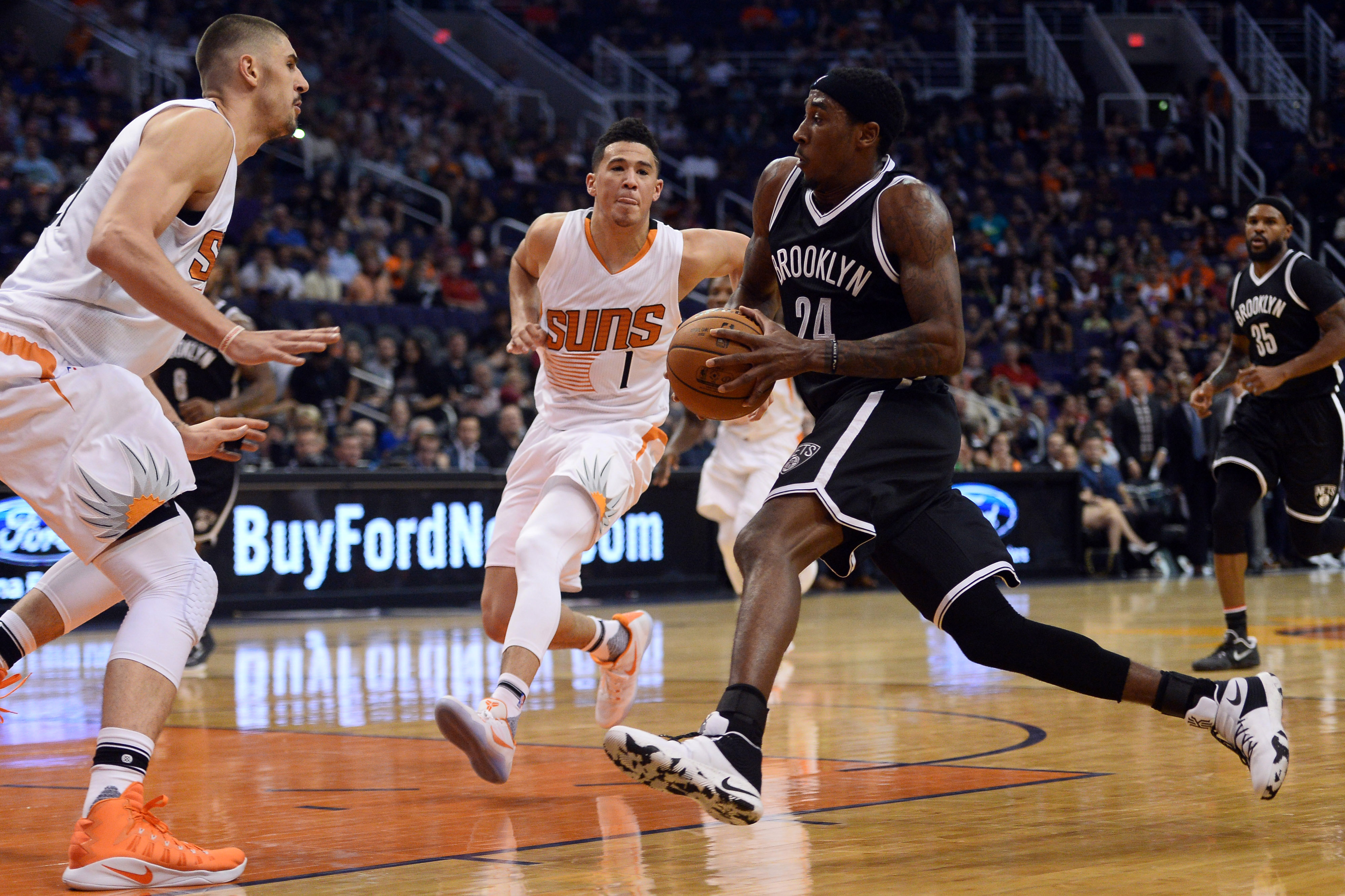 Nets Get First Winning Streak of Season After Torching Suns