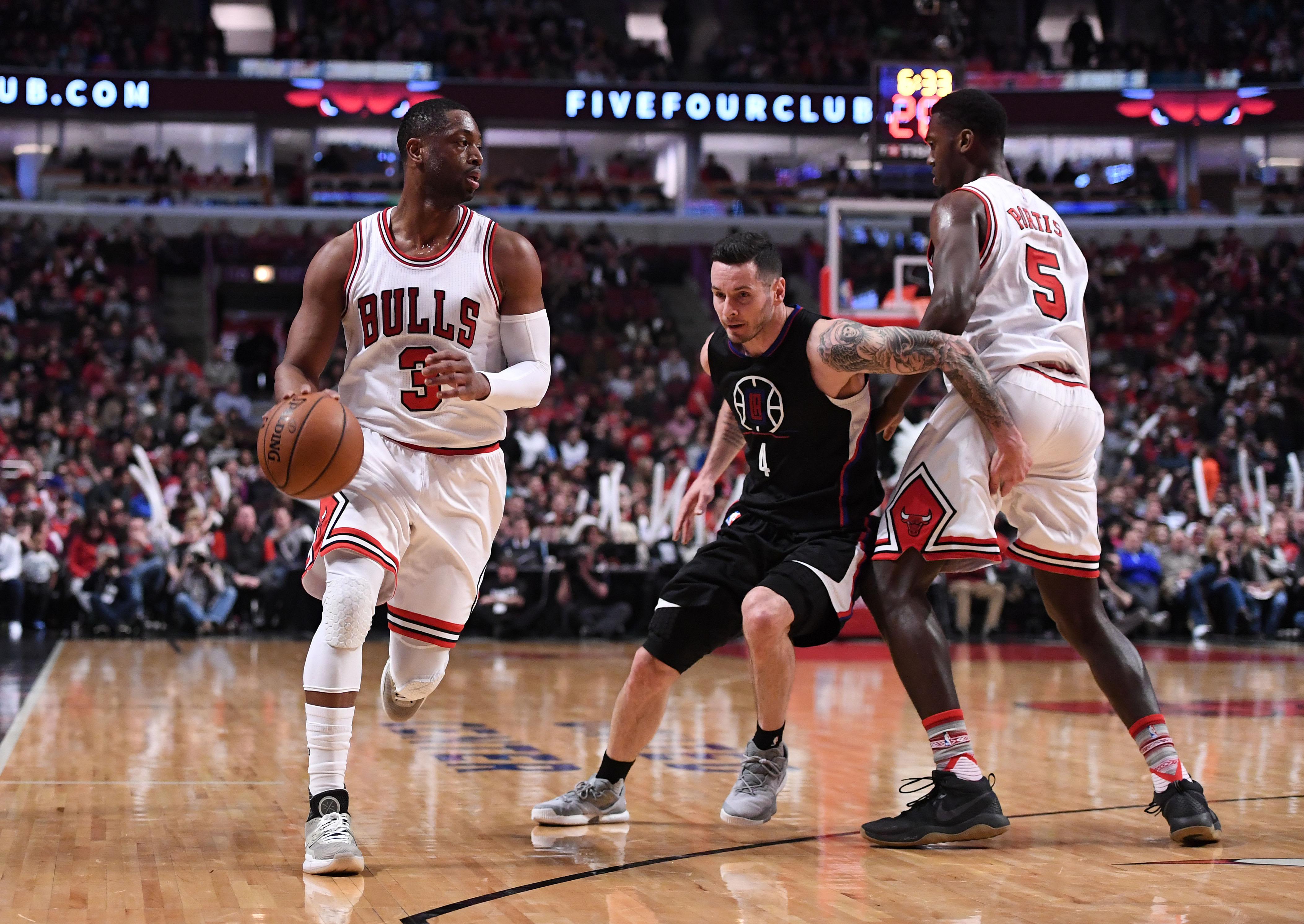 Clippers Vs Bulls Photo: Chicago Bulls Vs. Los Angeles Clippers: Poor Second Half