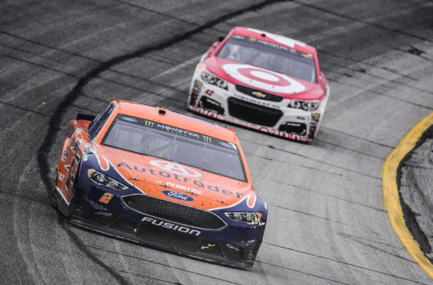 Kevin Harvick Dominates But Brad Keselowski Wins Folds Of