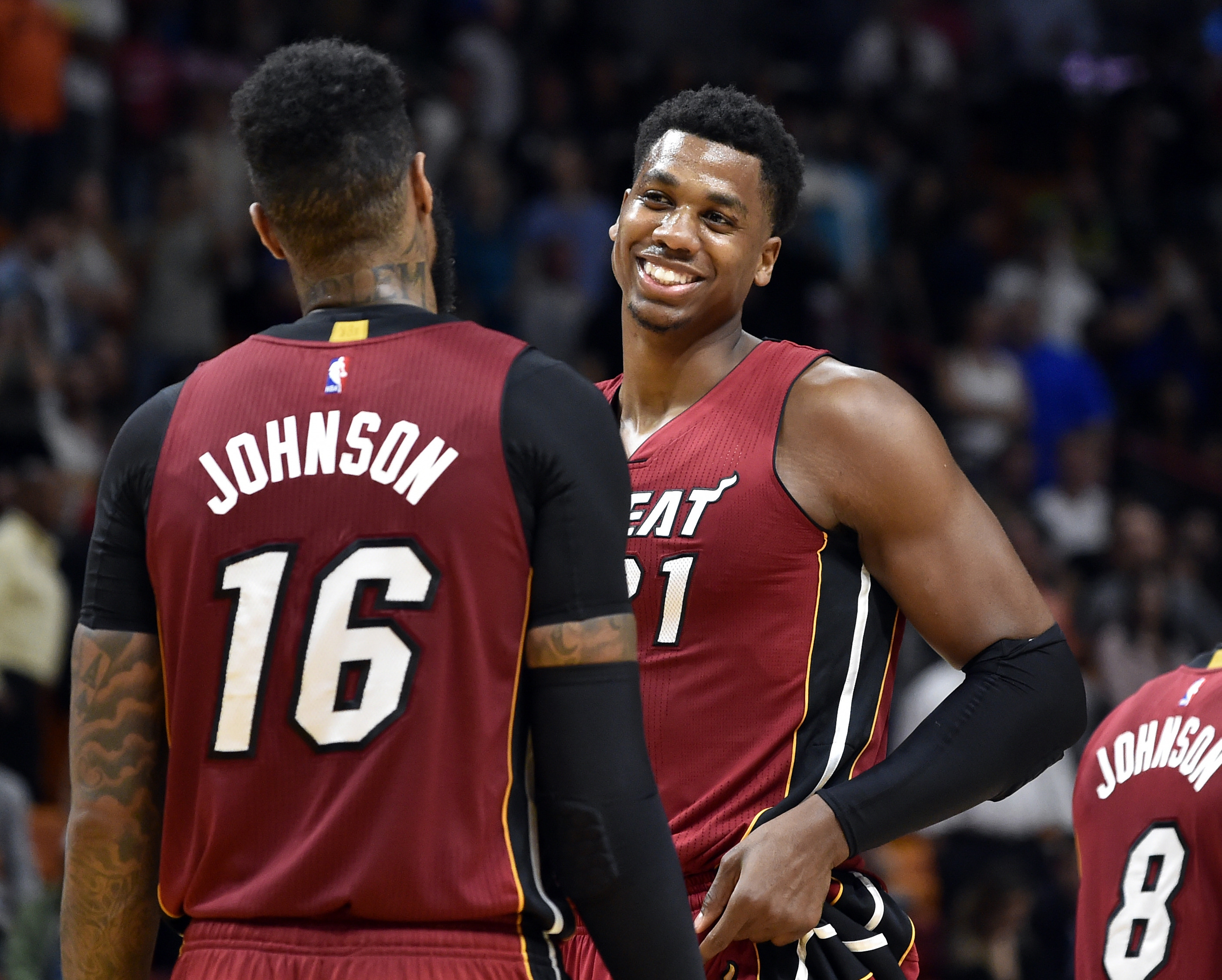 Heat Move Back Into Playoff Spot With Win Over Suns