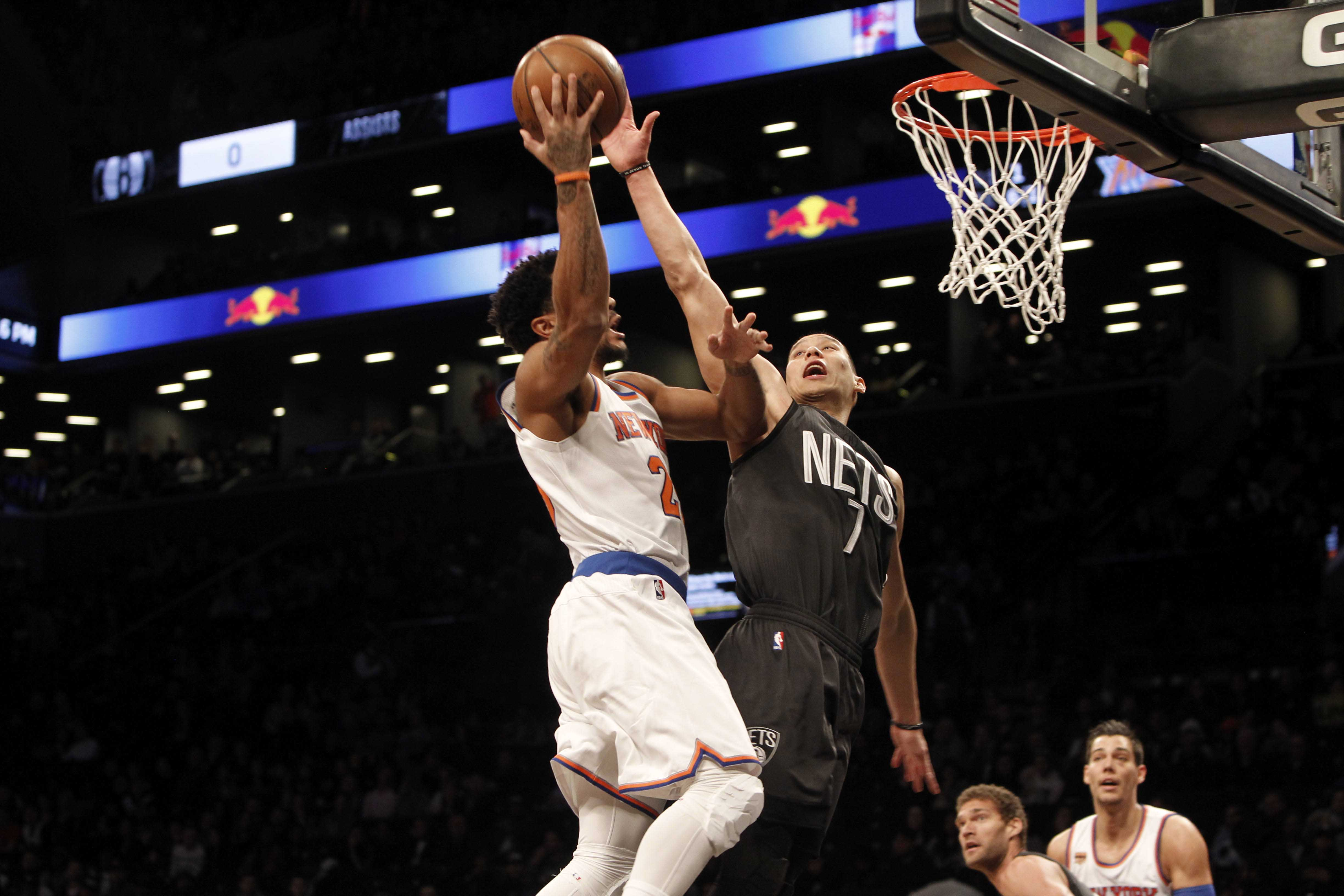 Nets Beat Knicks Again, Get 121-110 Win at MSG