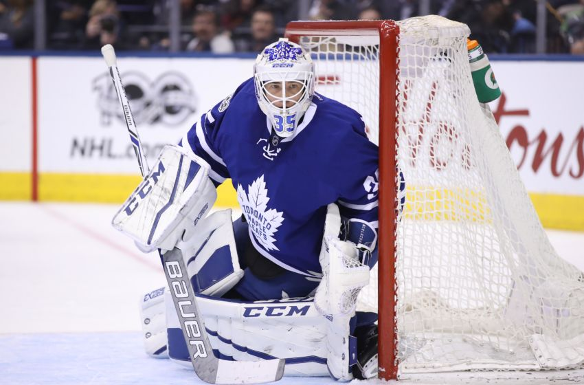 Leafs: The Lost Art of Being an NHL Goalie - The Flopper ...