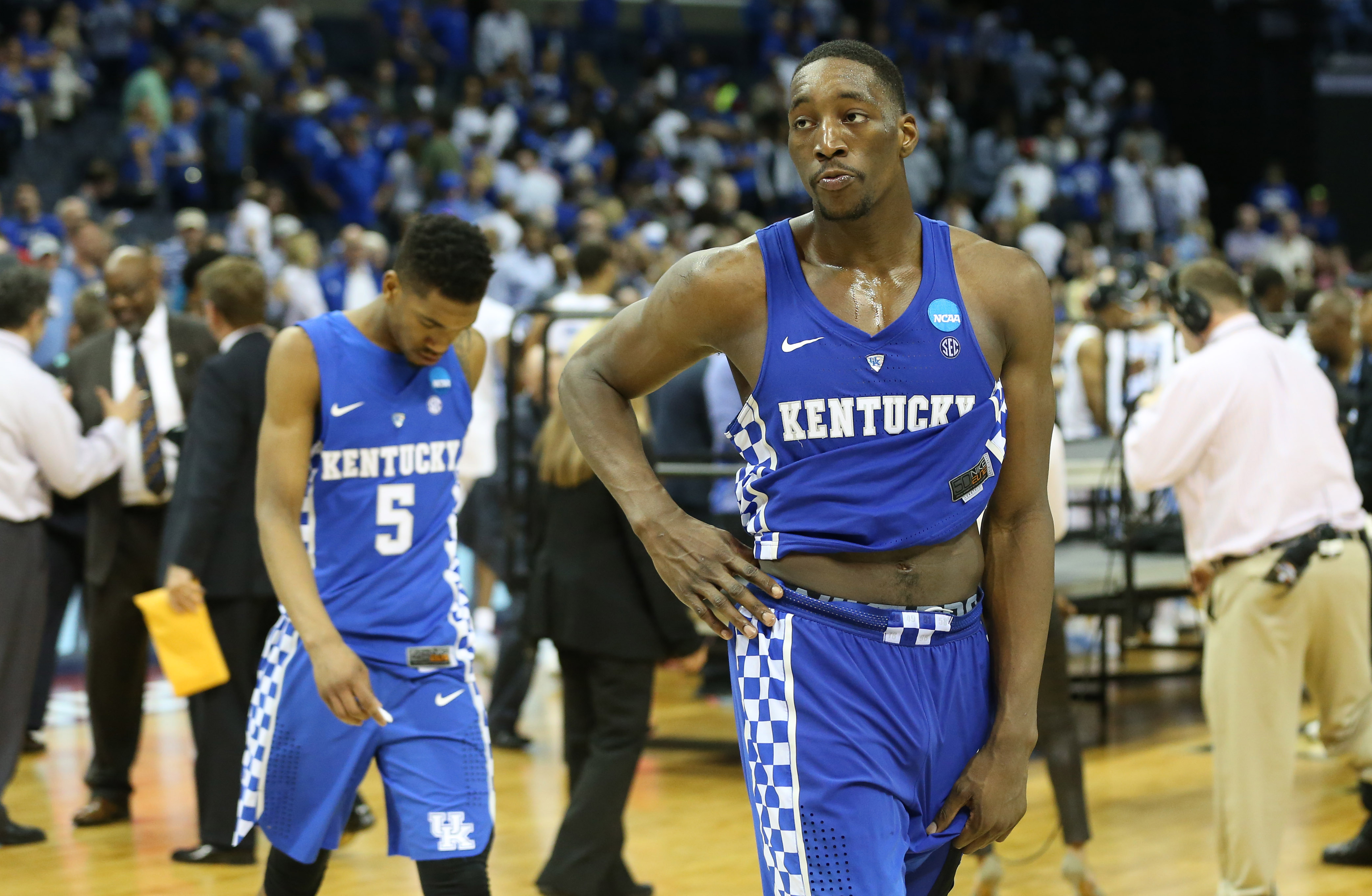 Kentucky Basketball 3 Concerns After Wildcats Home Loss: Kentucky Basketball: Young WIldcats' Season Comes To An
