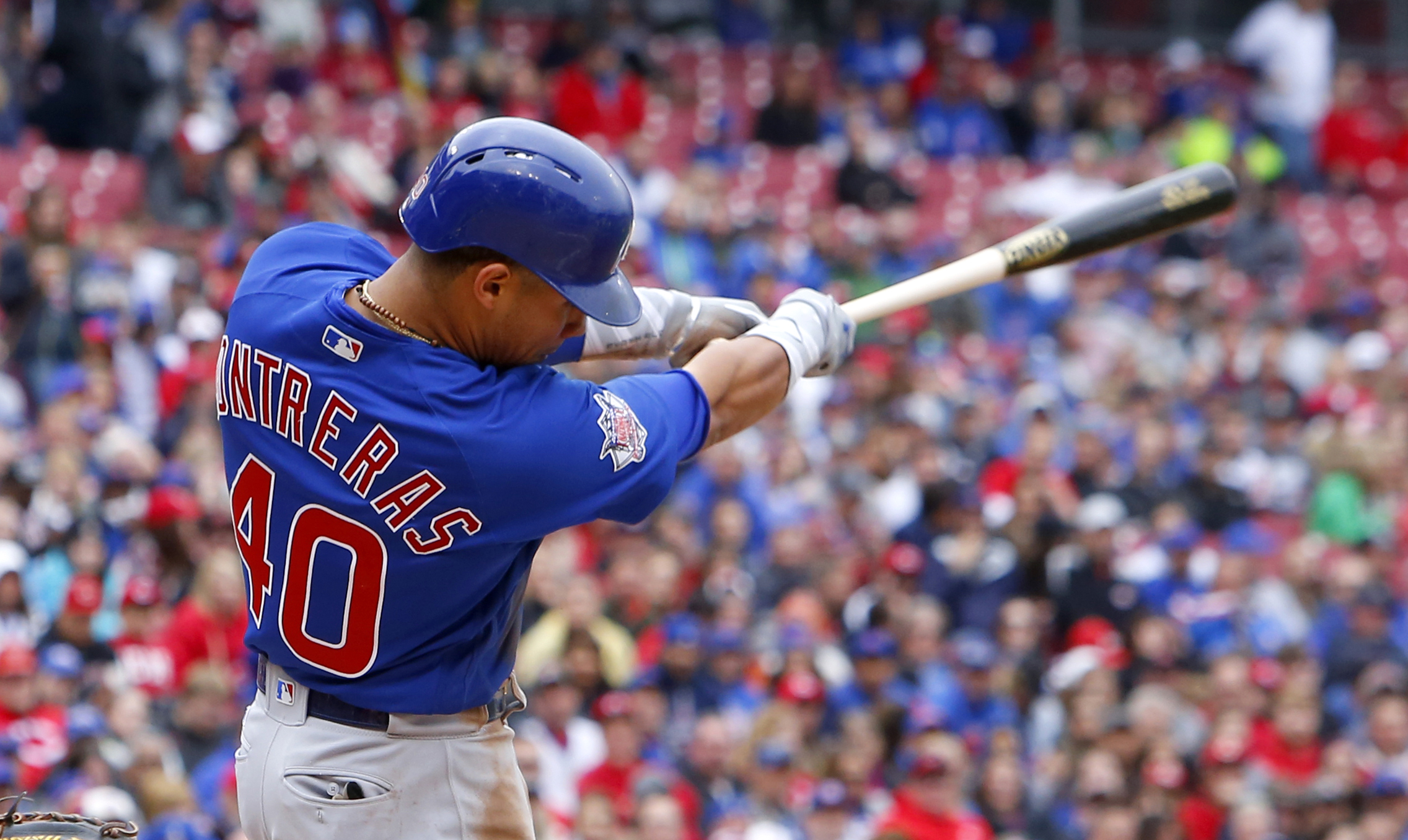 Chicago Cubs: Willson Contreras grand slam leads offense ...