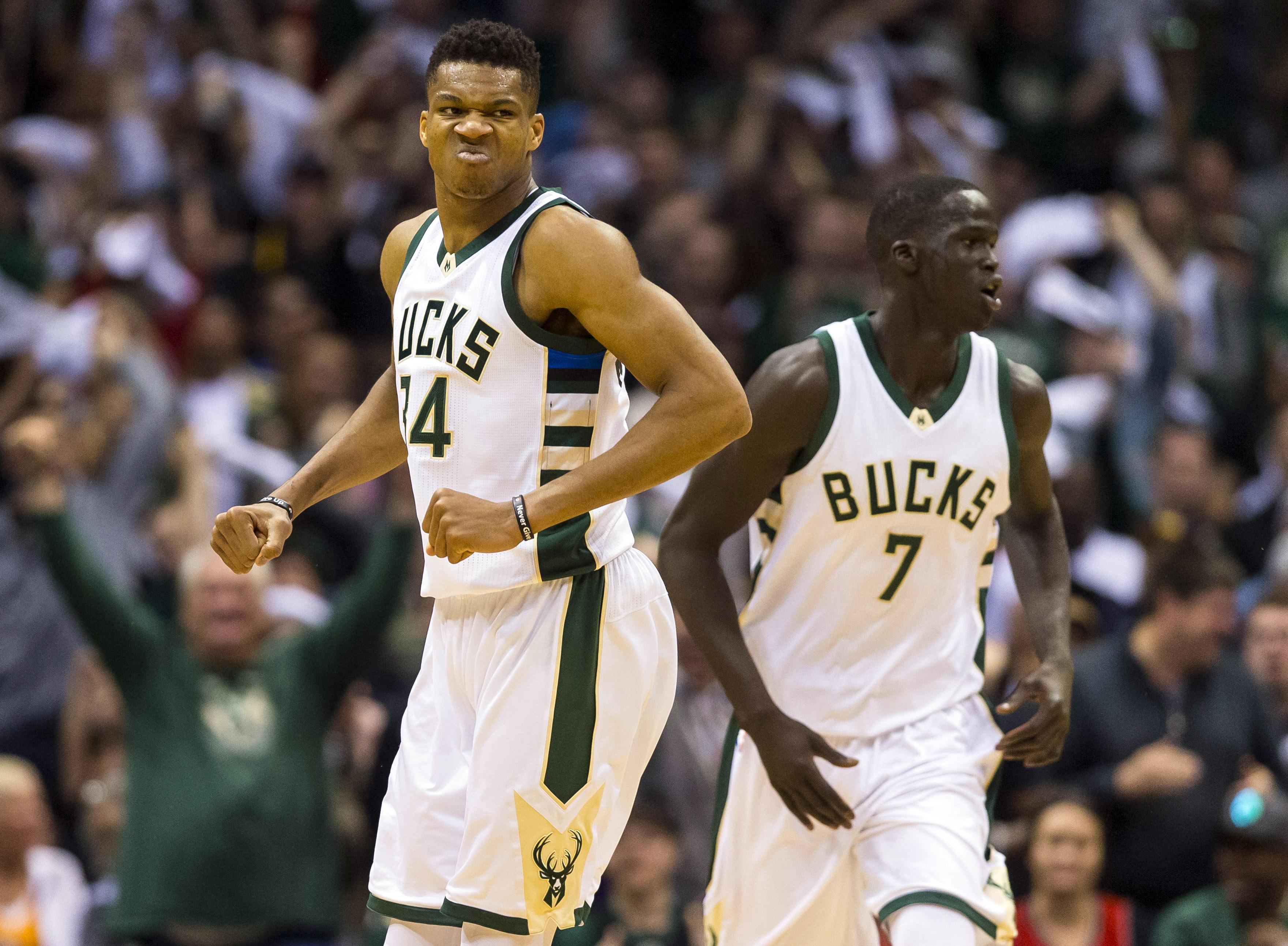 Raptors take 3-2 lead over Bucks