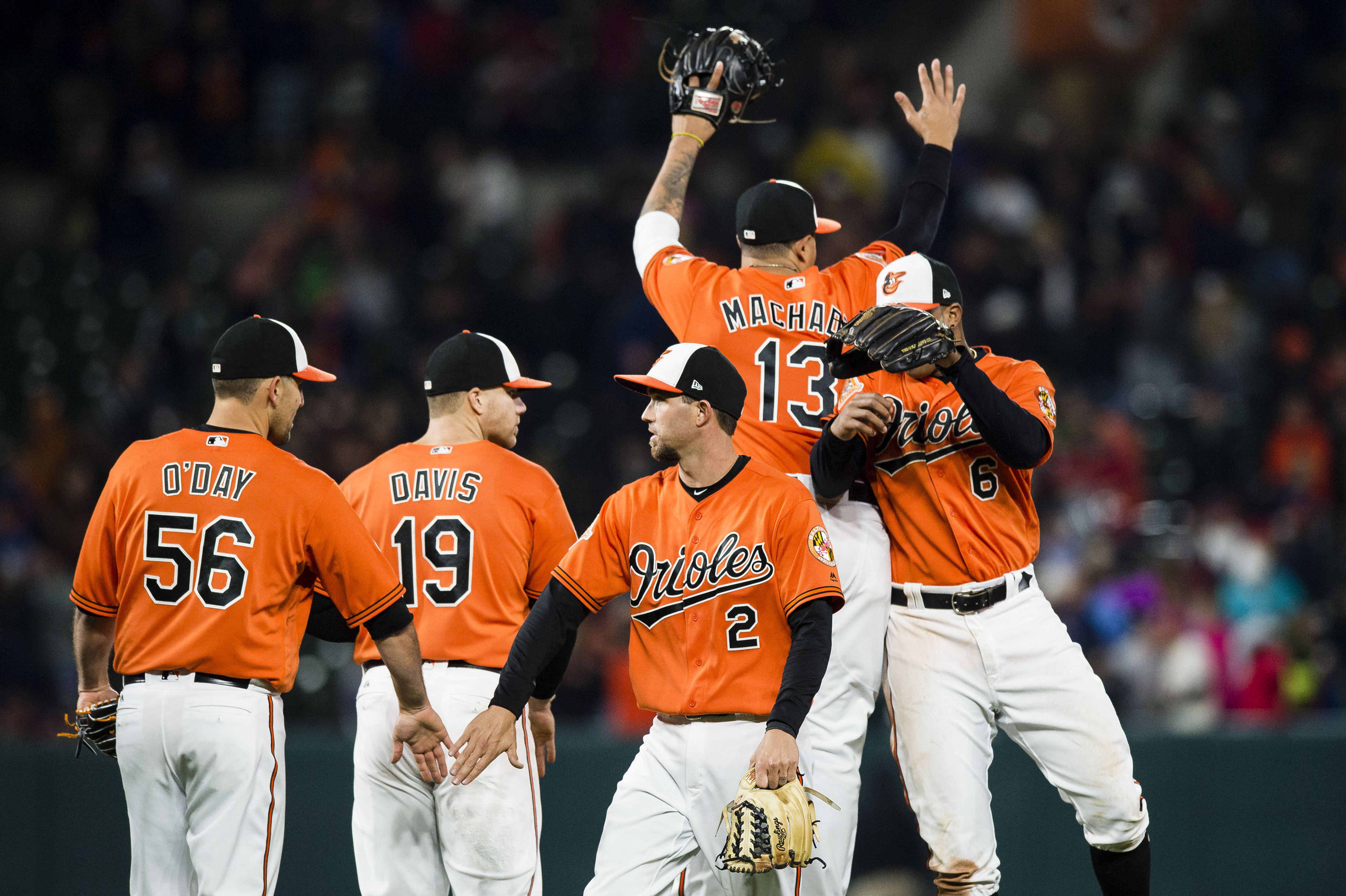 Baltimore Orioles: Through 16 games, this team is clicking ...