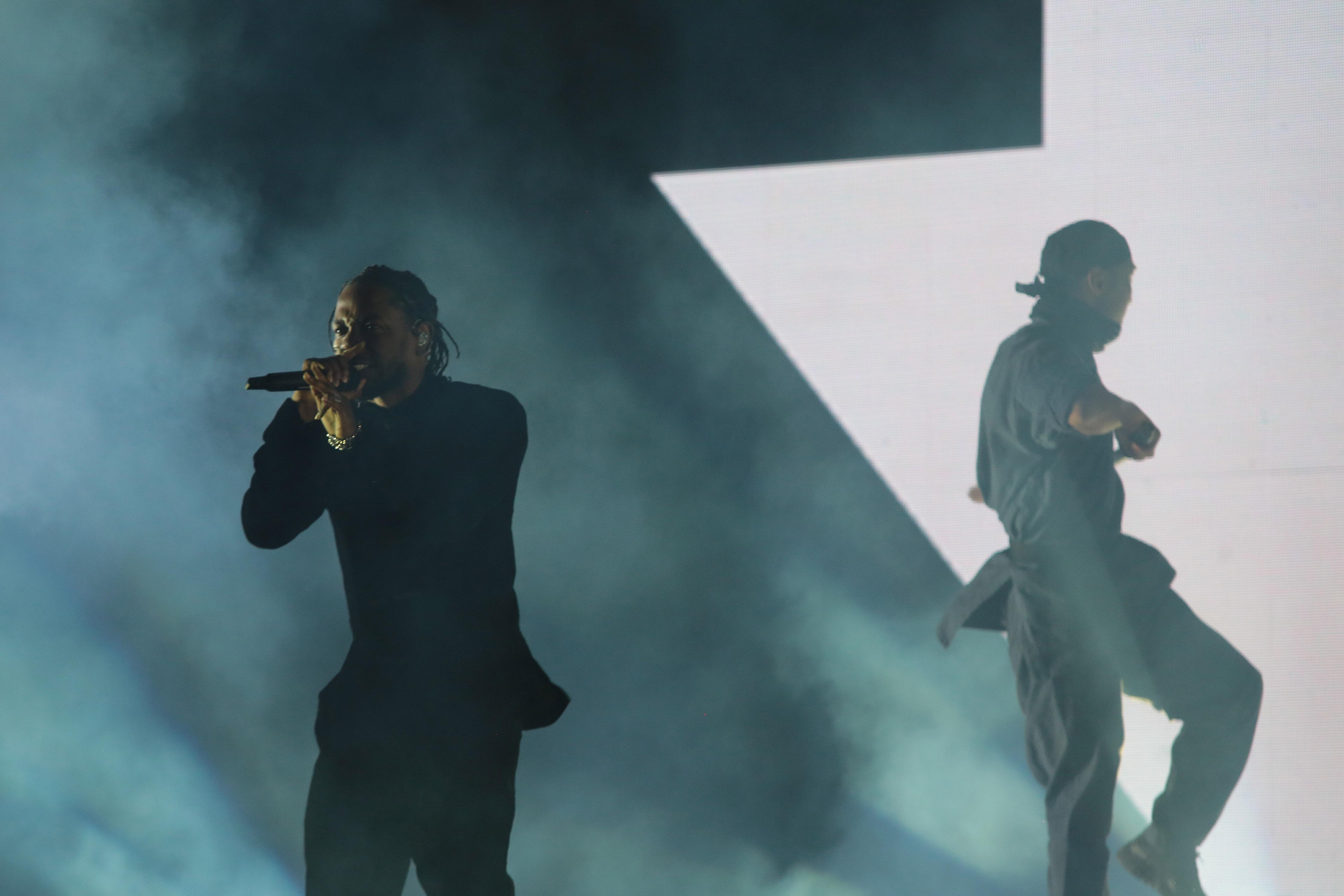 Kendrick lamar tour dates