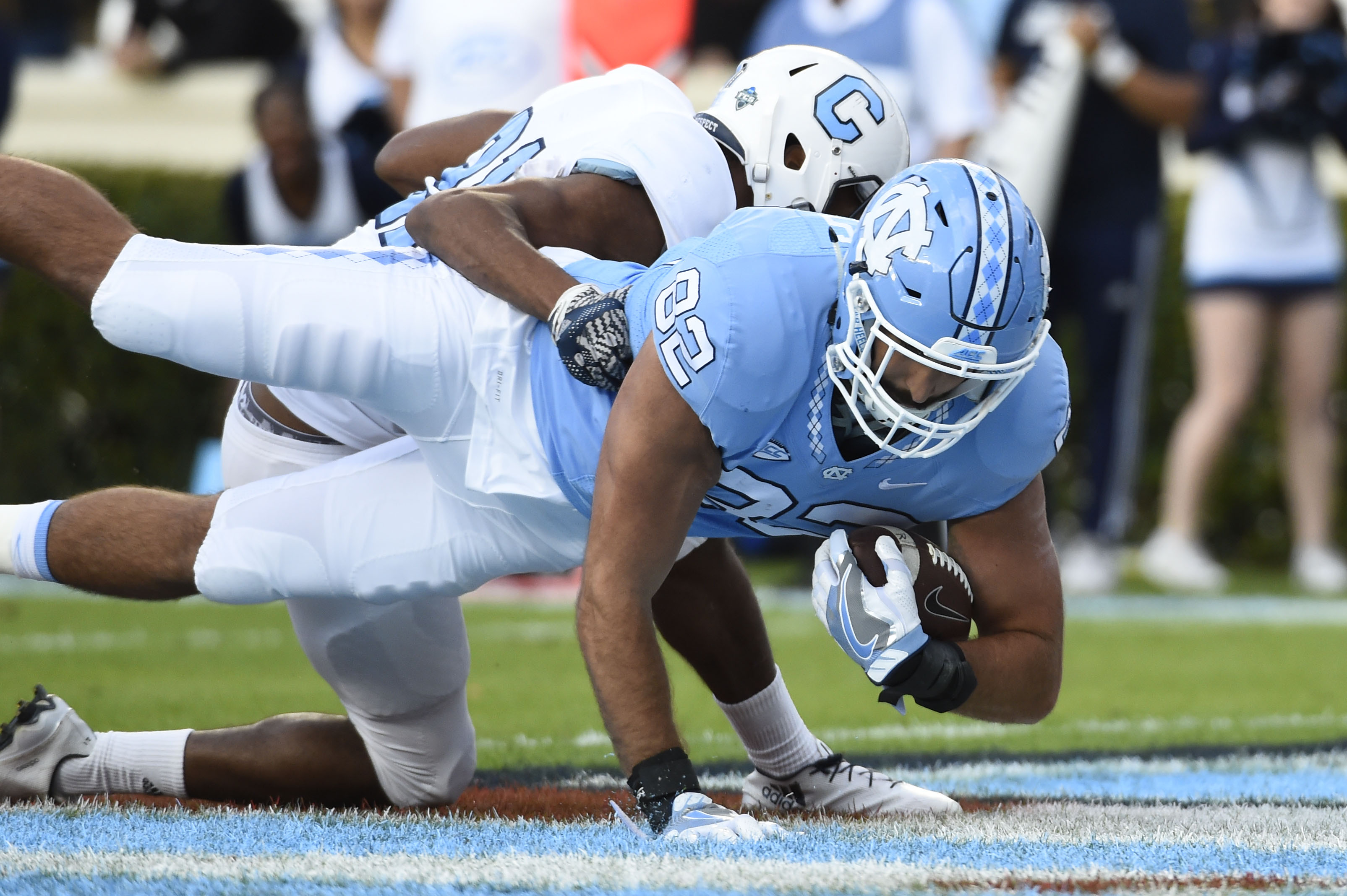 Top UNC Football players for 2017: No. 21 Brandon Fritts