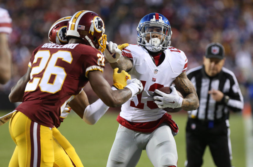 Redskins hosting Giants on Thanksgiving