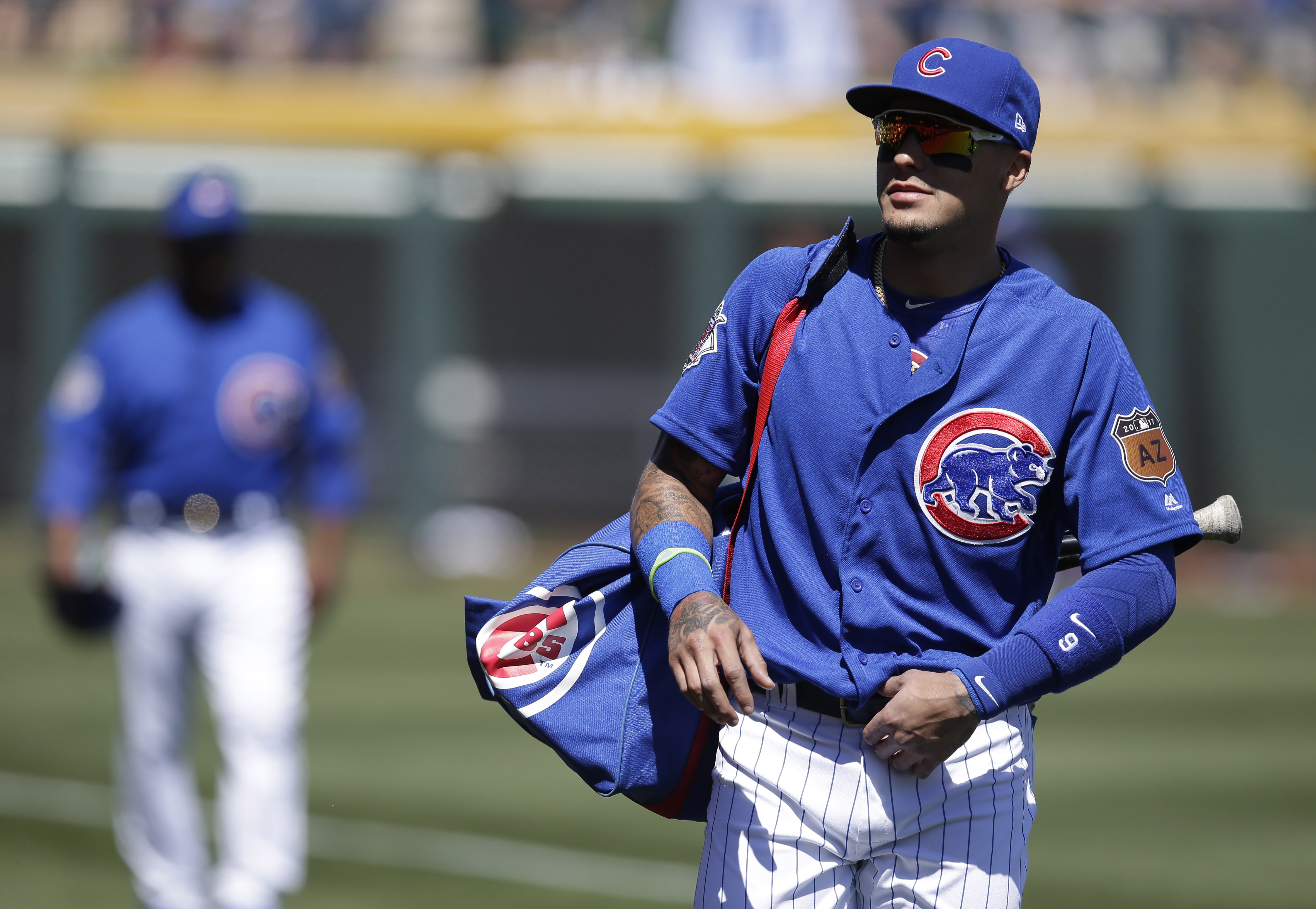 9977835-mlb-spring-training-san-francisco-giants-at-chicago-cubs