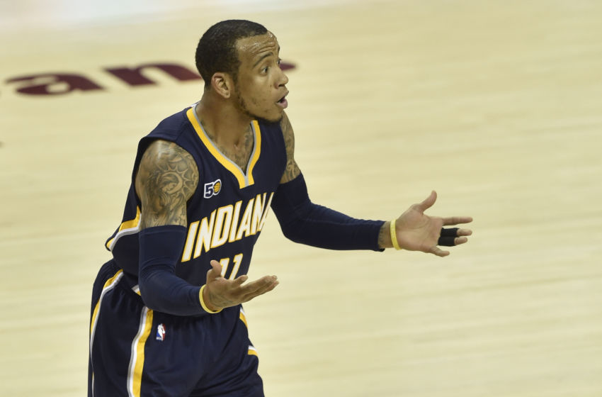 Image result for monta ellis vs cavs 2017 playoffs