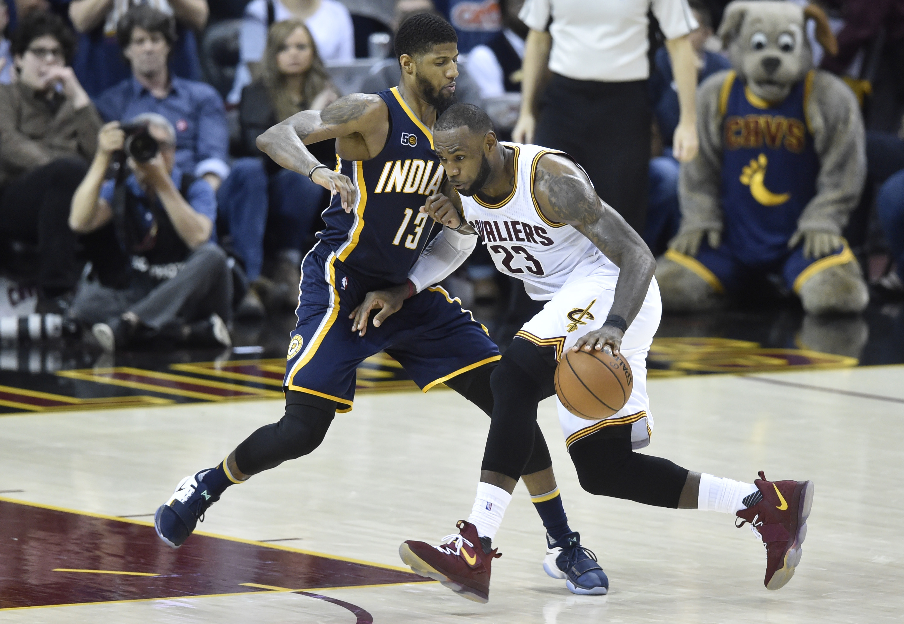 pacers vs cavaliers - photo #28