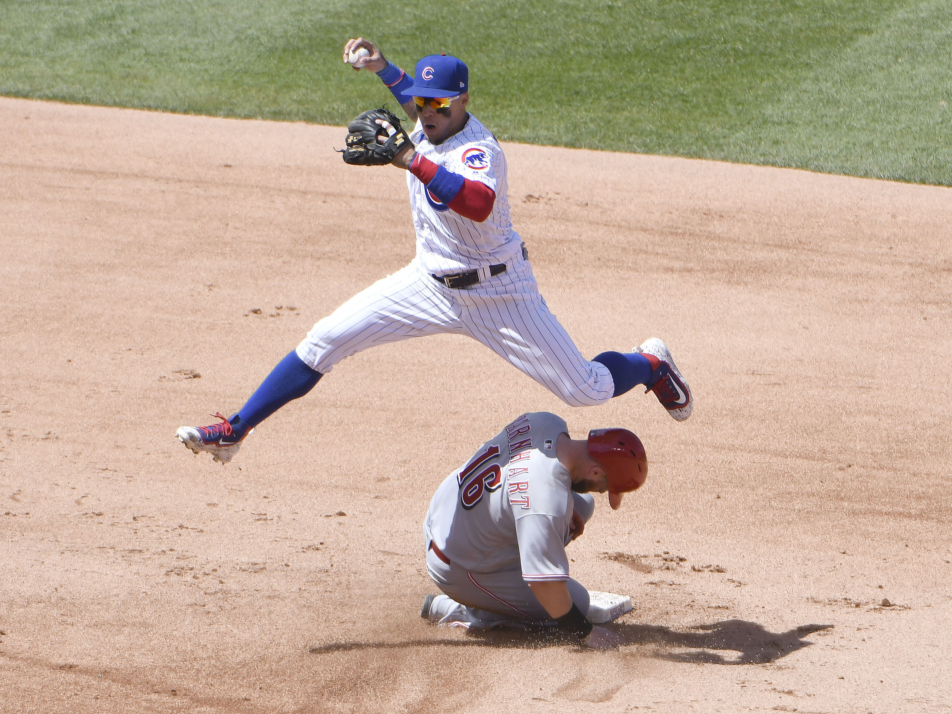 Chicago Cubs: Does the presence of Happ make Baez expendable?