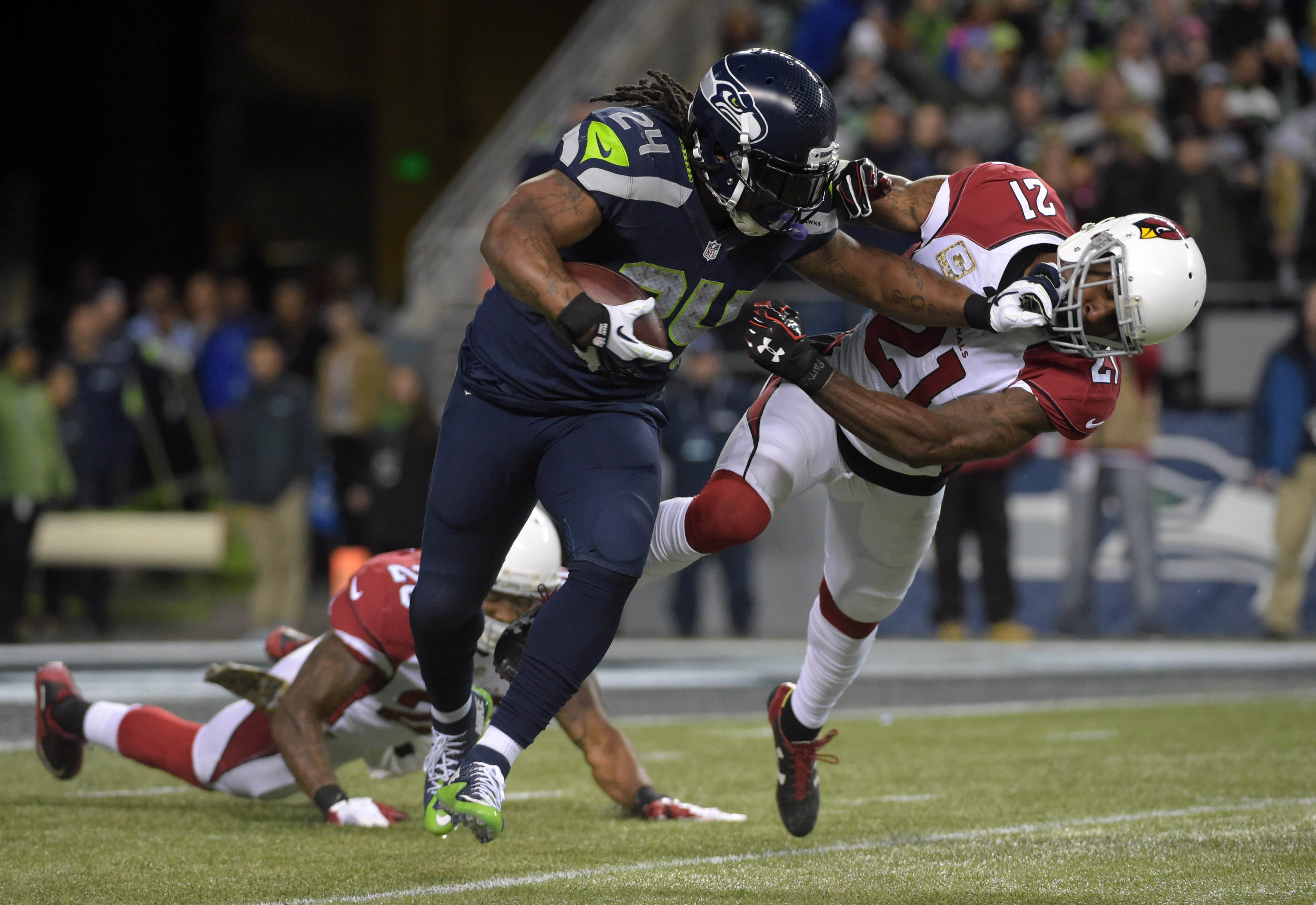 Oakland Raiders: Expectations for Marshawn Lynch for the ...