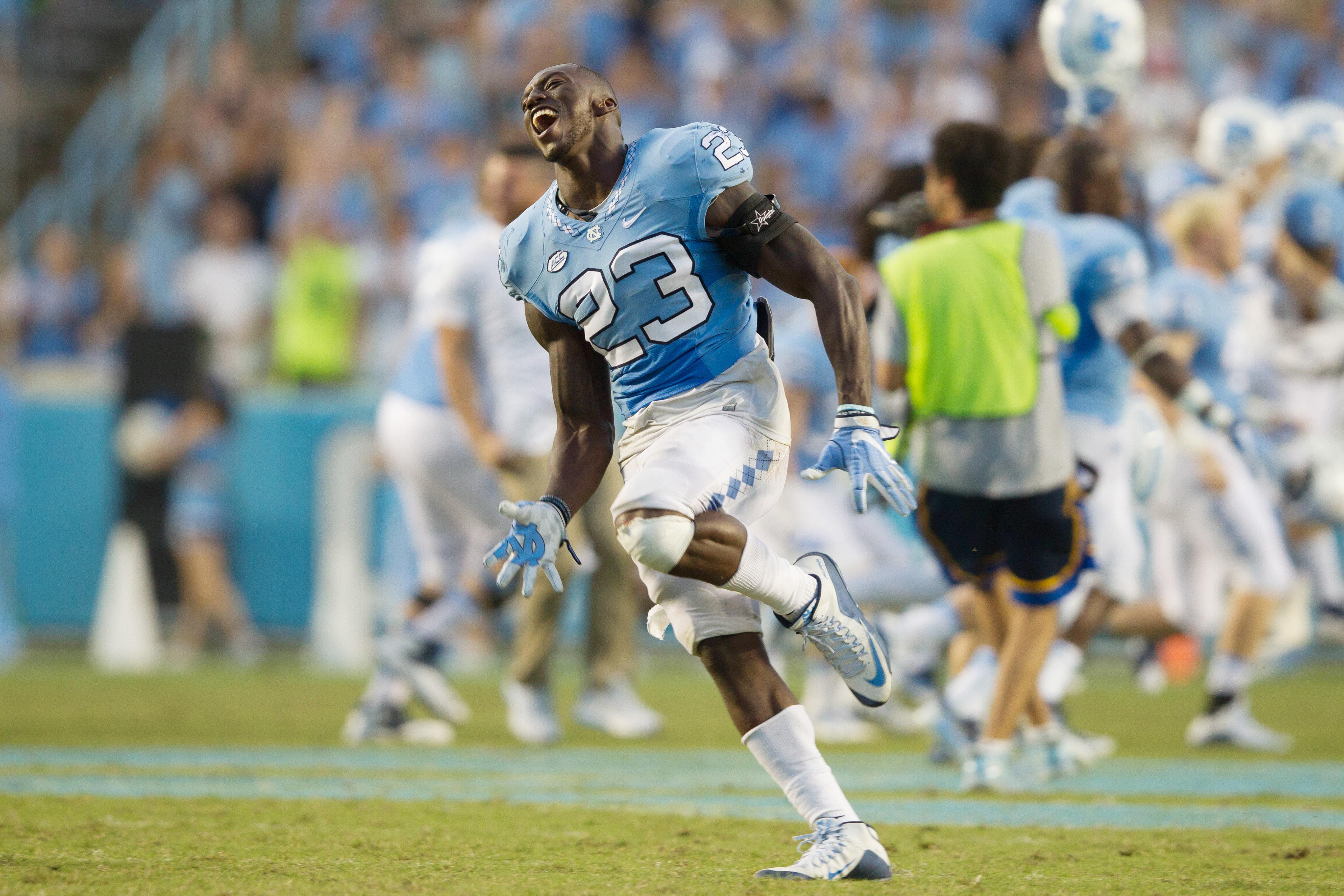 Top UNC Football players for 2017: No. 17 Cayson Collins