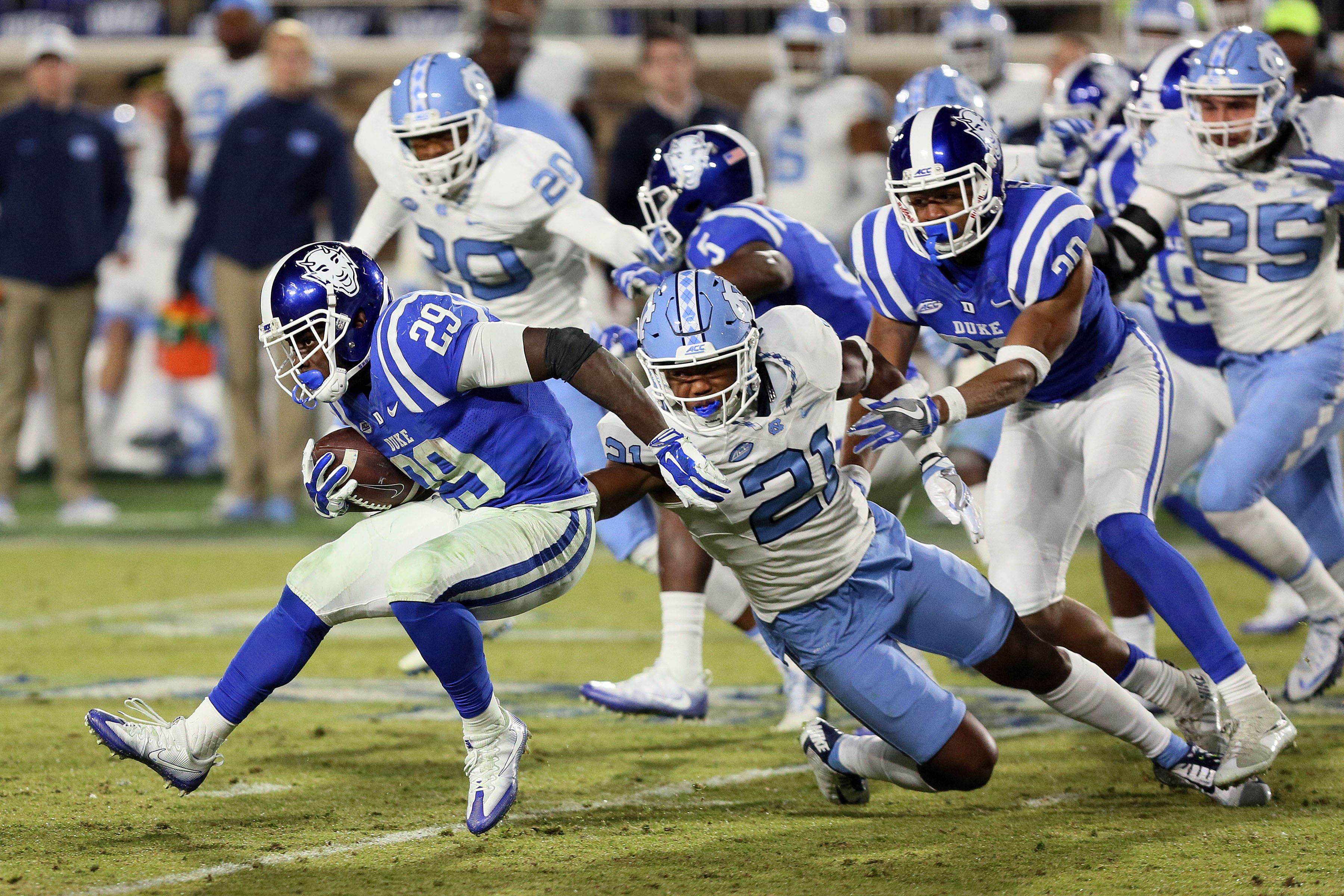 Top UNC Football players for 2017: No. 18 Myles DornNorth Carolina Football Schedule
