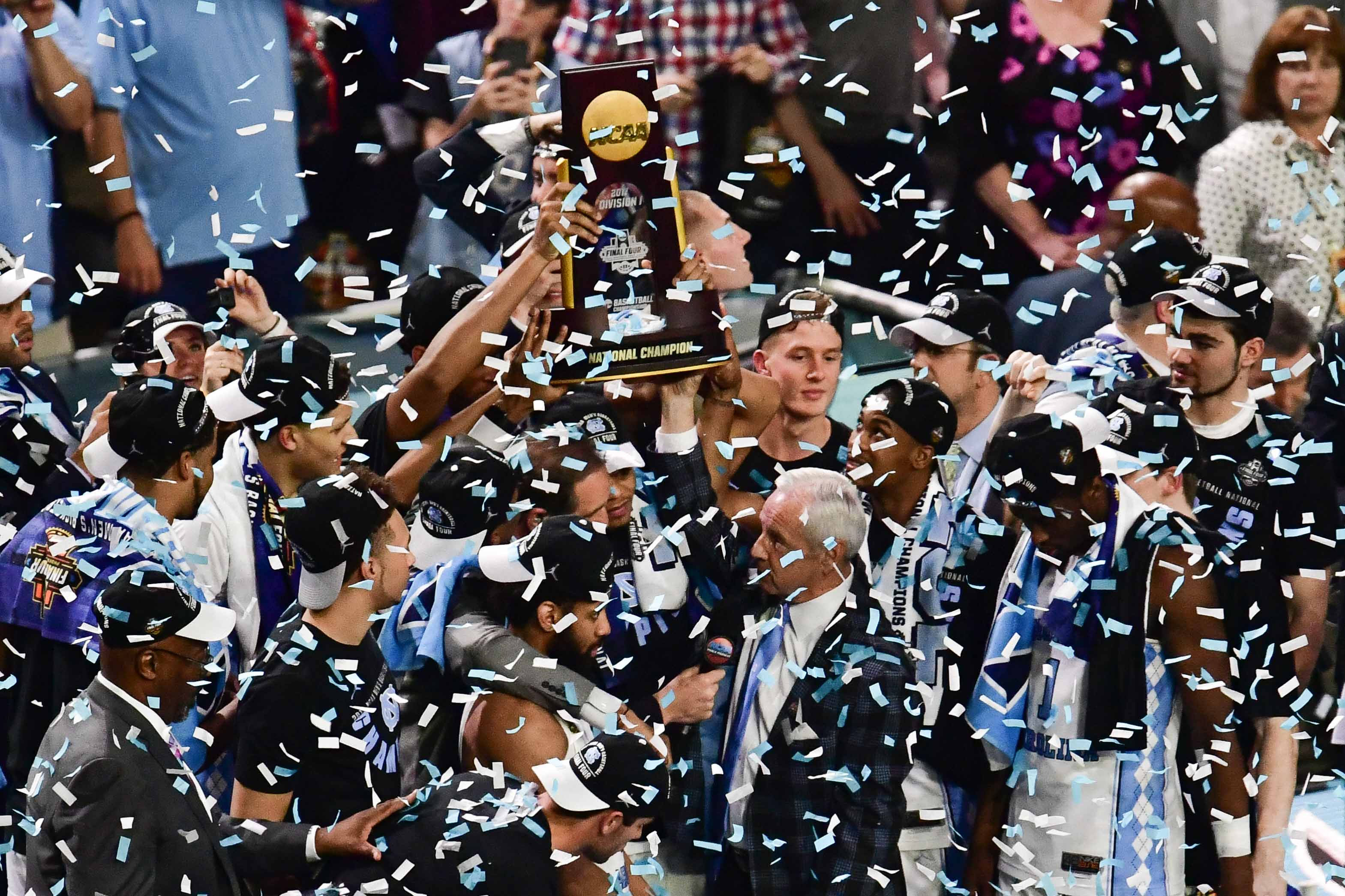 UNC Basketball: UNC Falls in your Way-Too-Early Top 25
