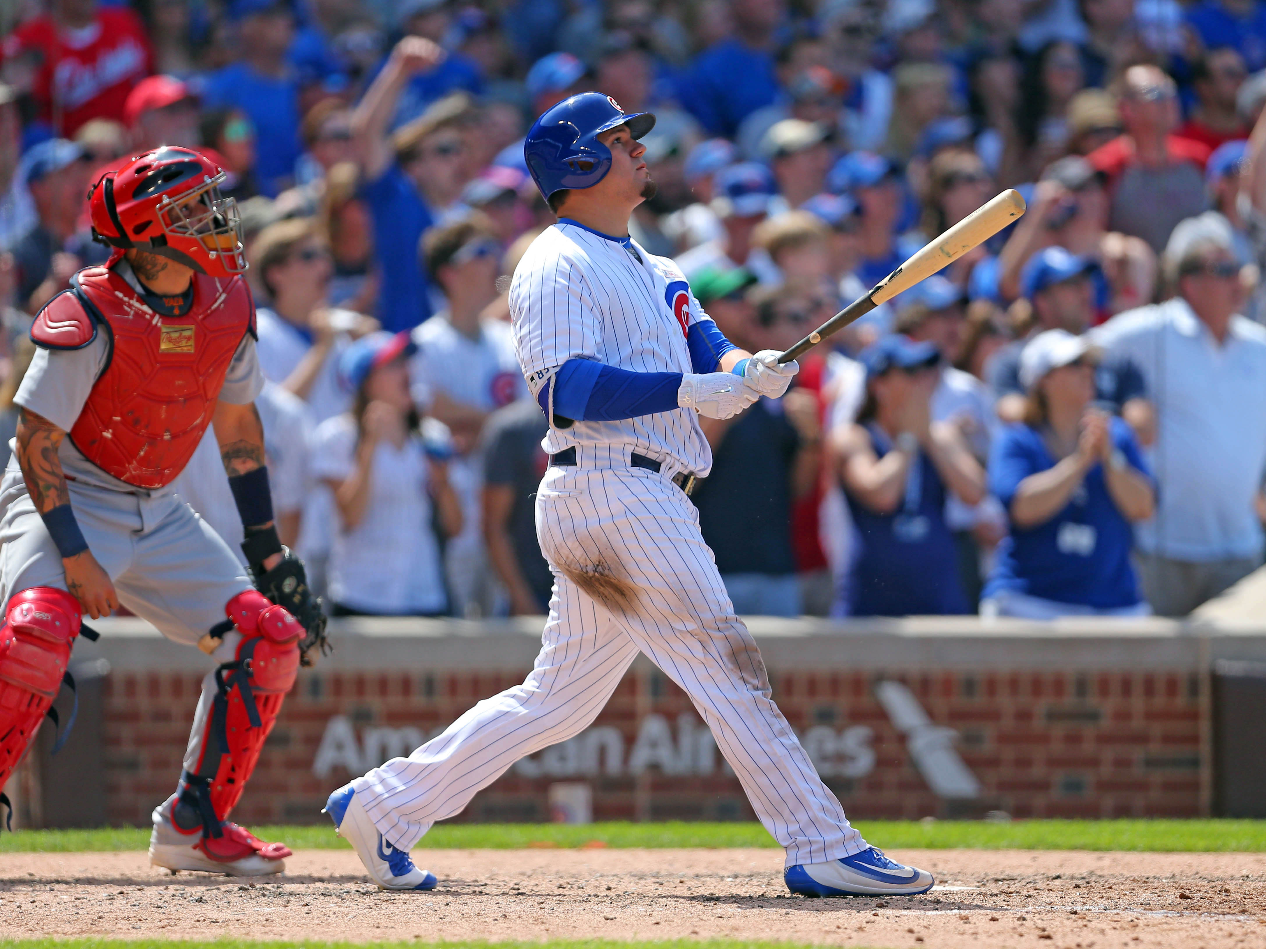 Chicago Cubs: Is Kyle Schwarber continuing to fool us all?