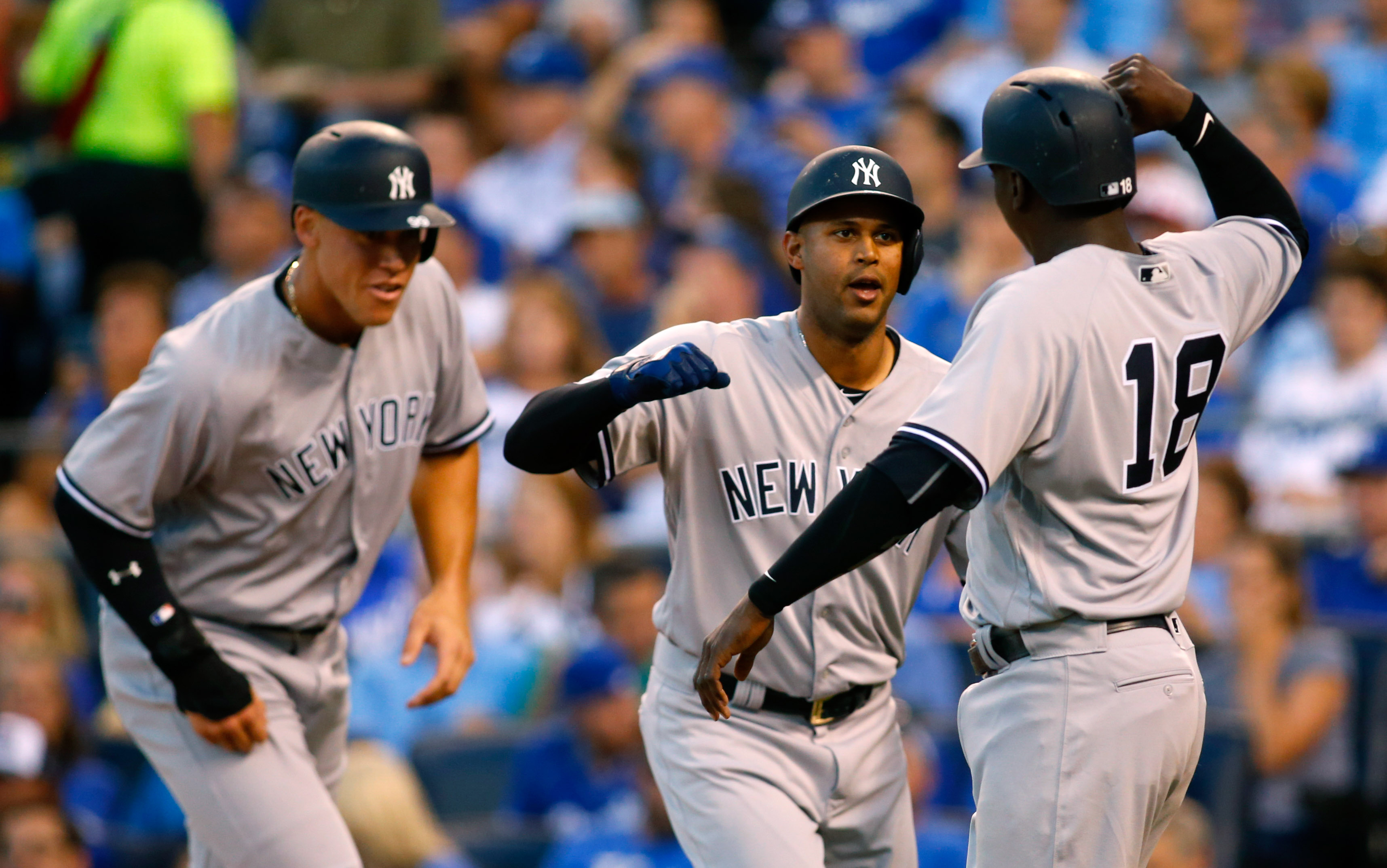 Yankees finally end skid, but issues aren't resolved