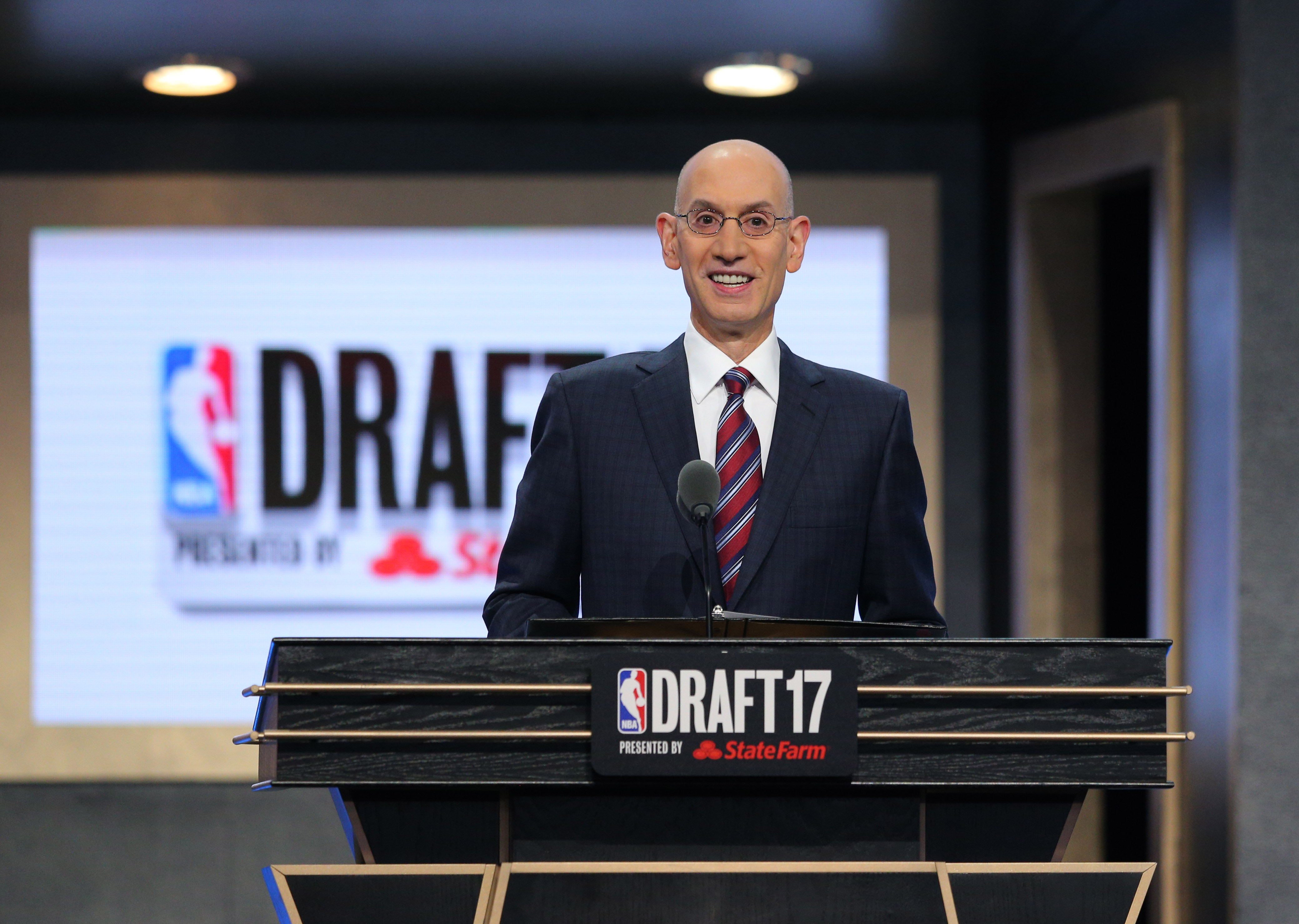 Nba Draft: Washington Wizards Stand Pat, Don't Trade Into Second