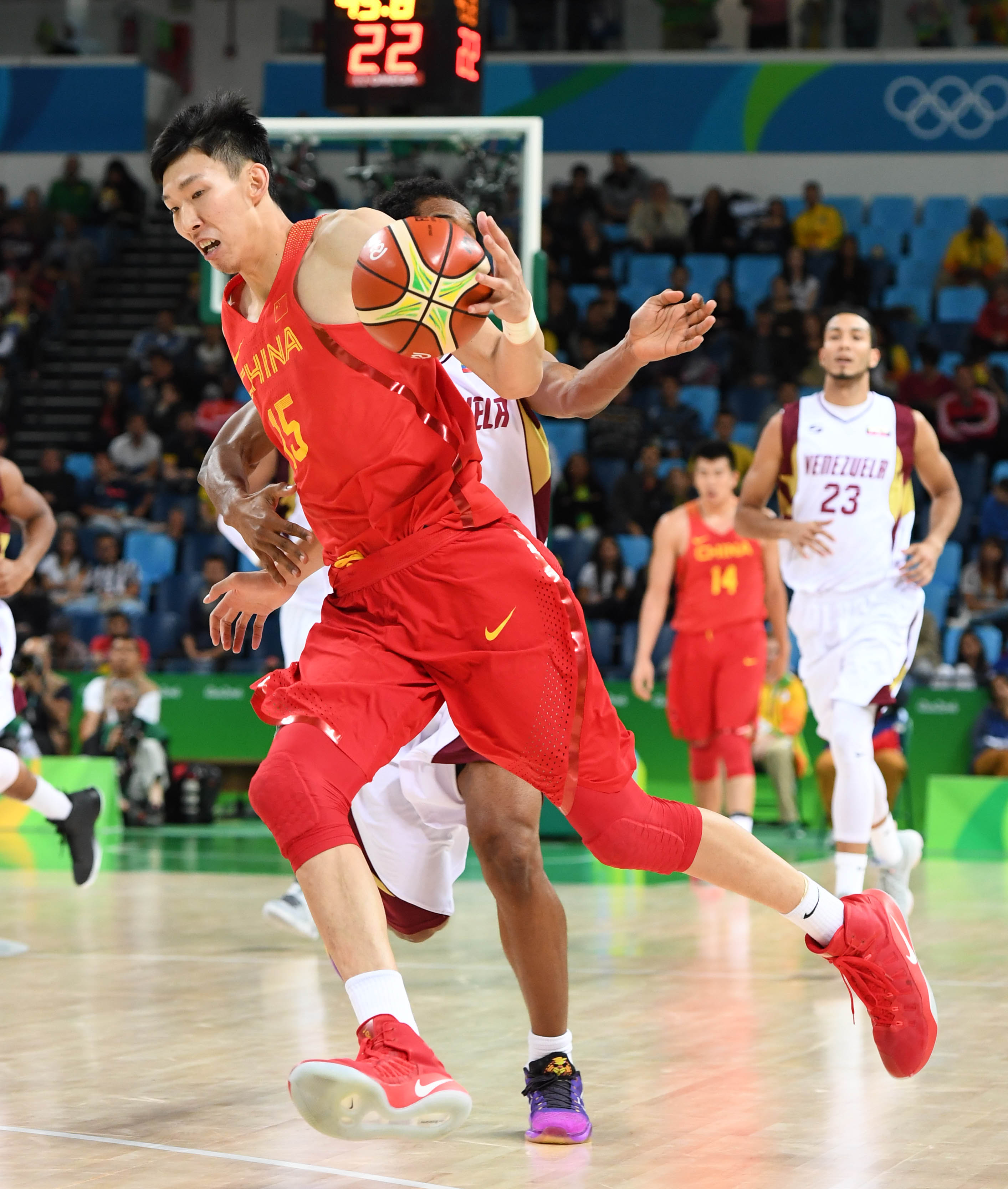 Rockets Zhou Qi Injury: How Could The Addition Of Zhou Qi Help The Houston Rockets?