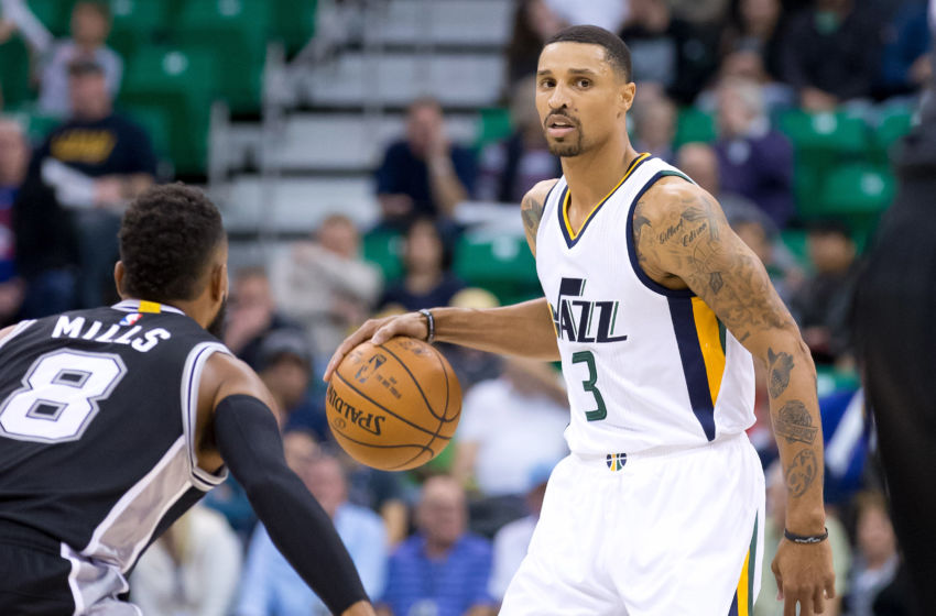 Utah jazz trade options