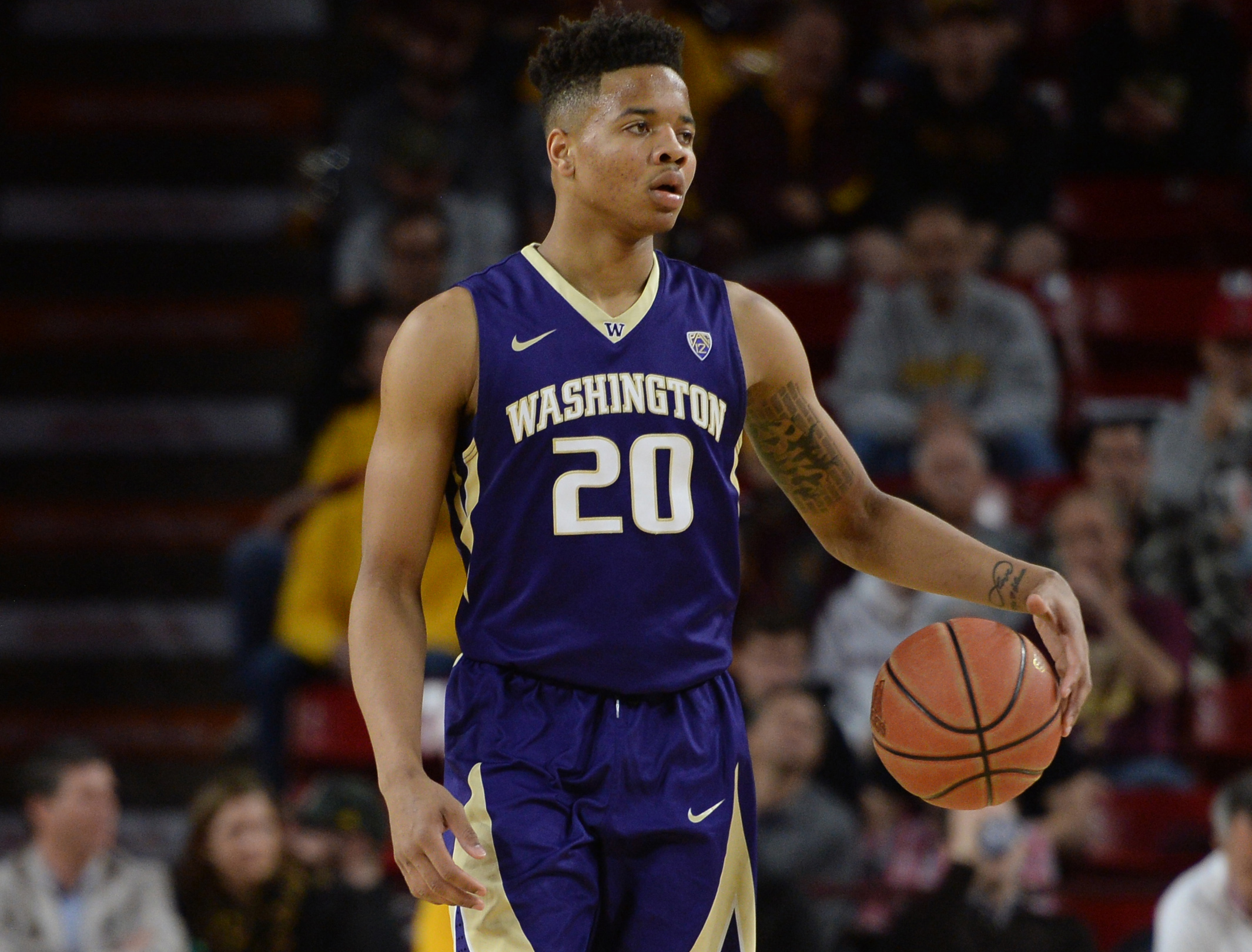 Top Draft Prospect Markelle Fultz Thought About Signing to Big Baller Brand
